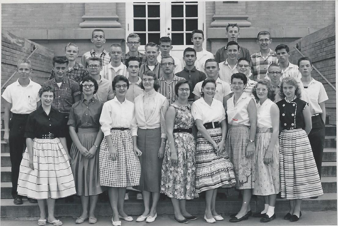 FSI Class of 1959 - 1st Year