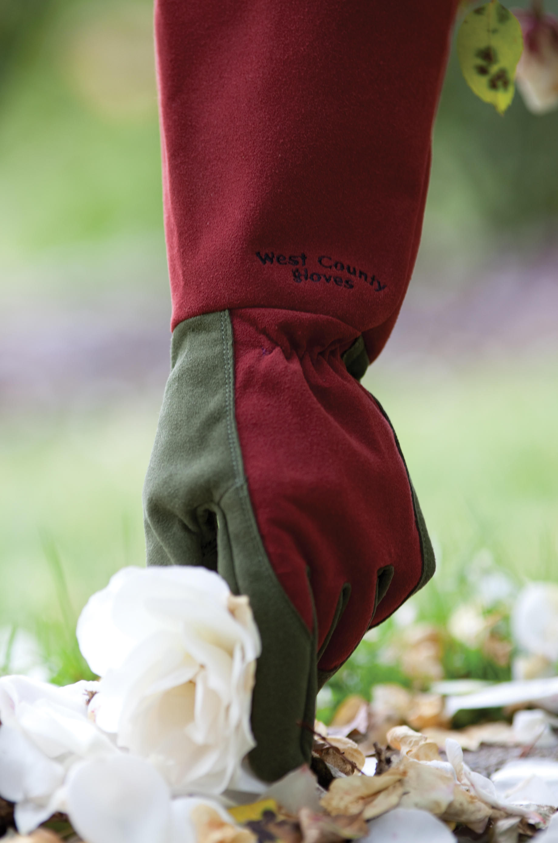 Rose Gloves by West County Gardener