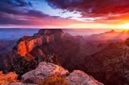 Grand Canyon at Sunset!
