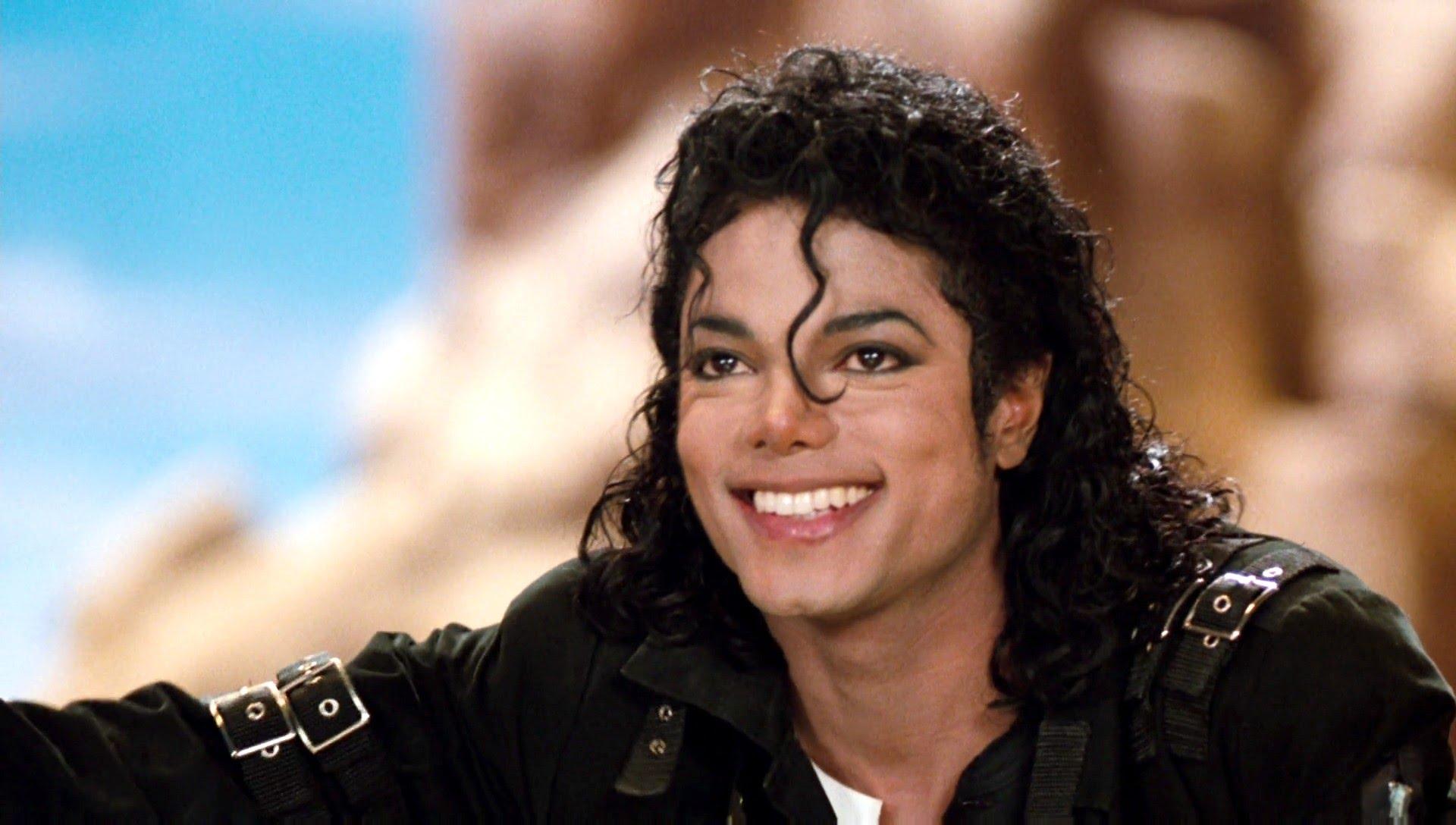 Michael Jackson from Speed Demon video.