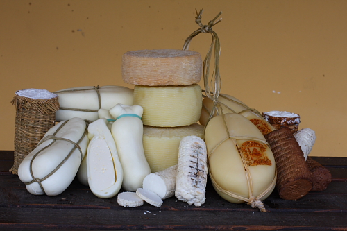 Cheeses of Calabria