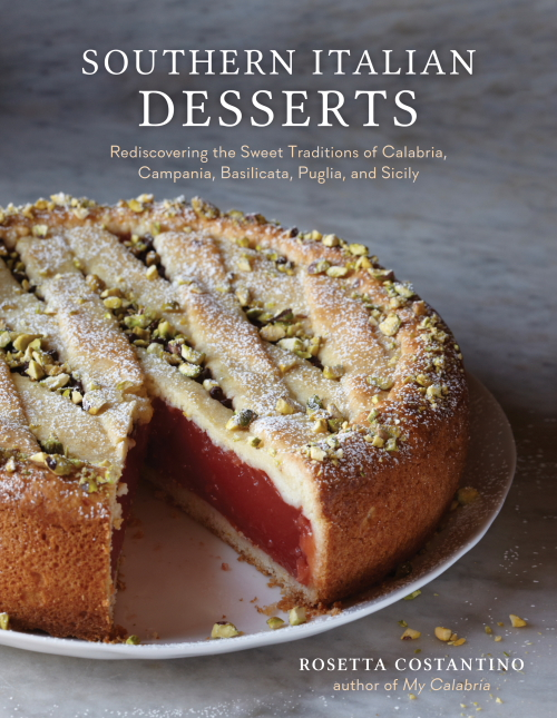 Southern Italian Desserts Book Jacket