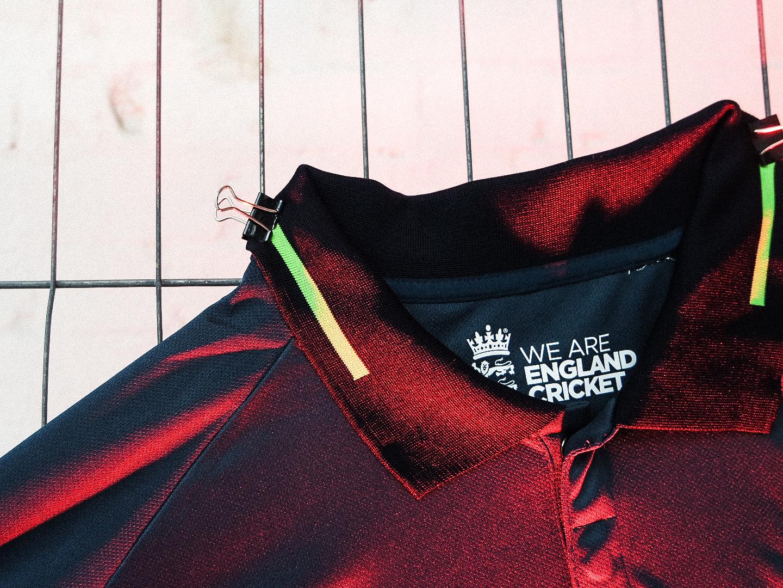 New Balance England ODI Shirt