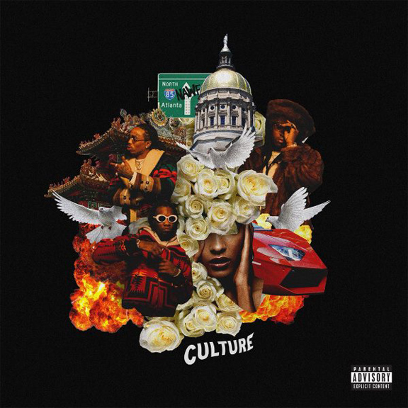 "Migos drops a new track from their upcoming project ""Culture"" due out January 27th"