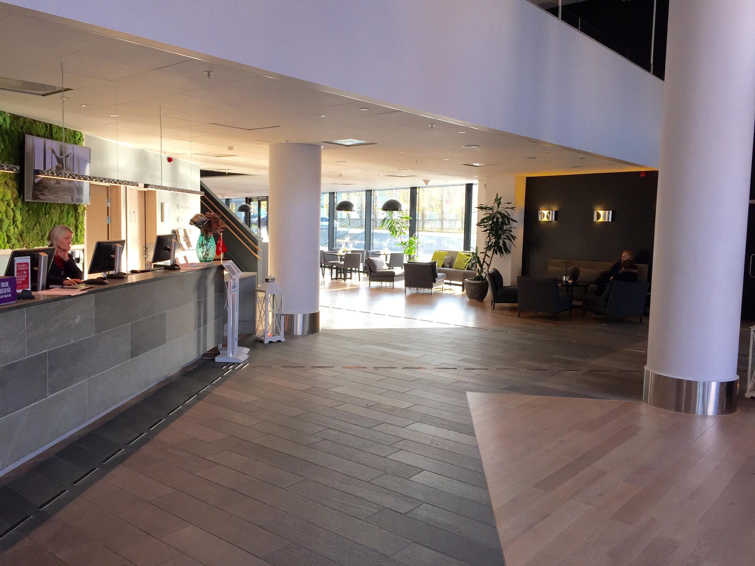 Vi velger gjerne samme hotell, men tenker ikke kjedetilknytning, viser ny undersøkelse. Foto: Odd Roar Lange