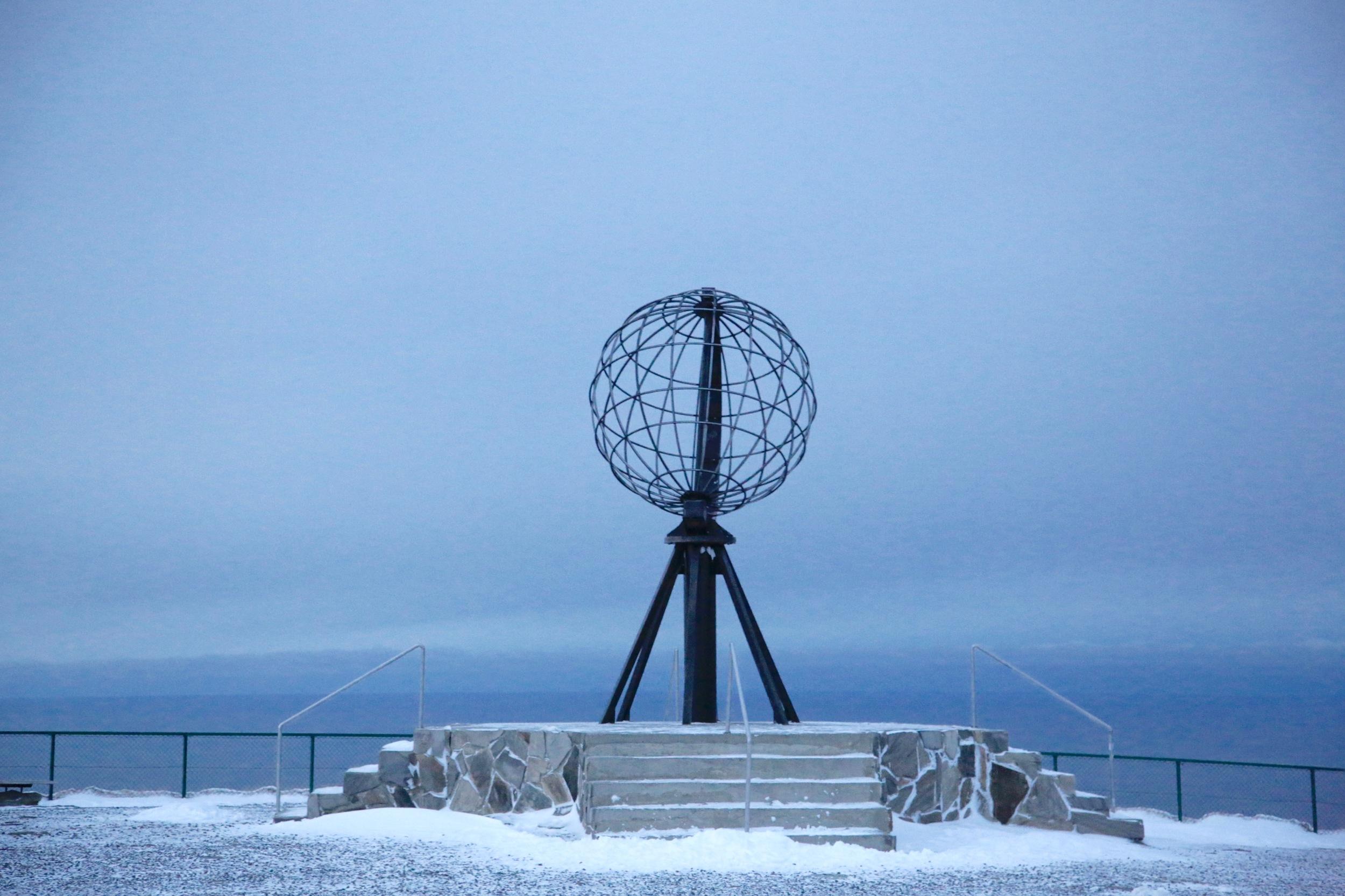 Toppen av Norge - er det håp om samling på digitale plattformer.                   Foto: Odd Roar Lange