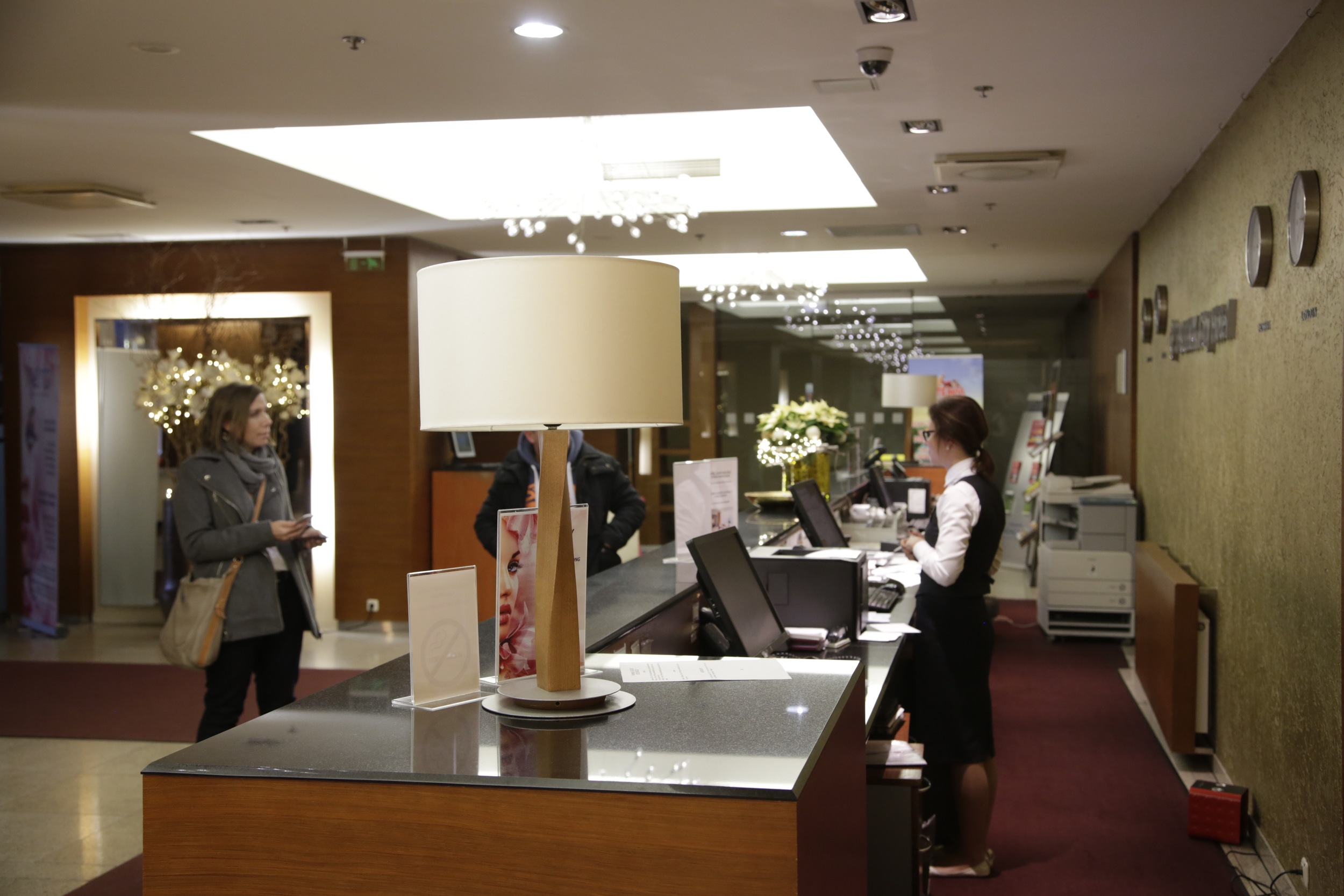 Hvordan booker du dine hotellrom?                 Foto: Odd Roar Lange