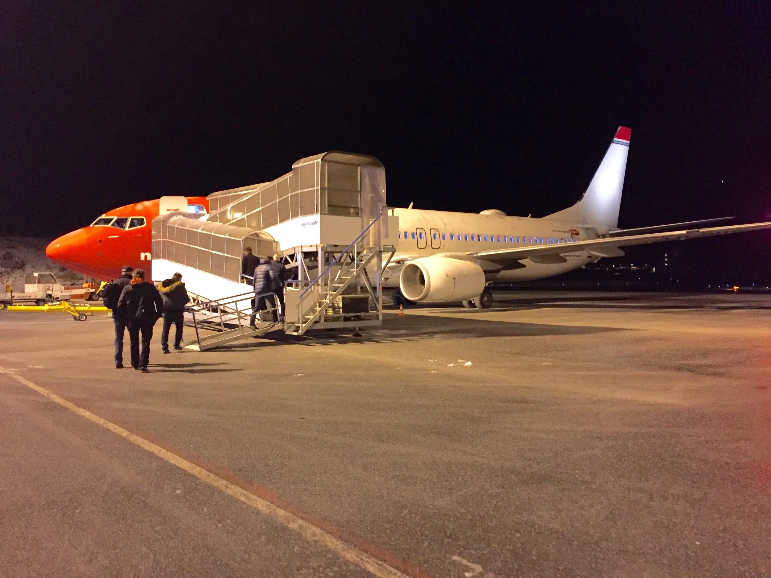Norwegian Air Shuttle havnet på en liste de neppe liker å være på.  Foto: Odd Roar Lange