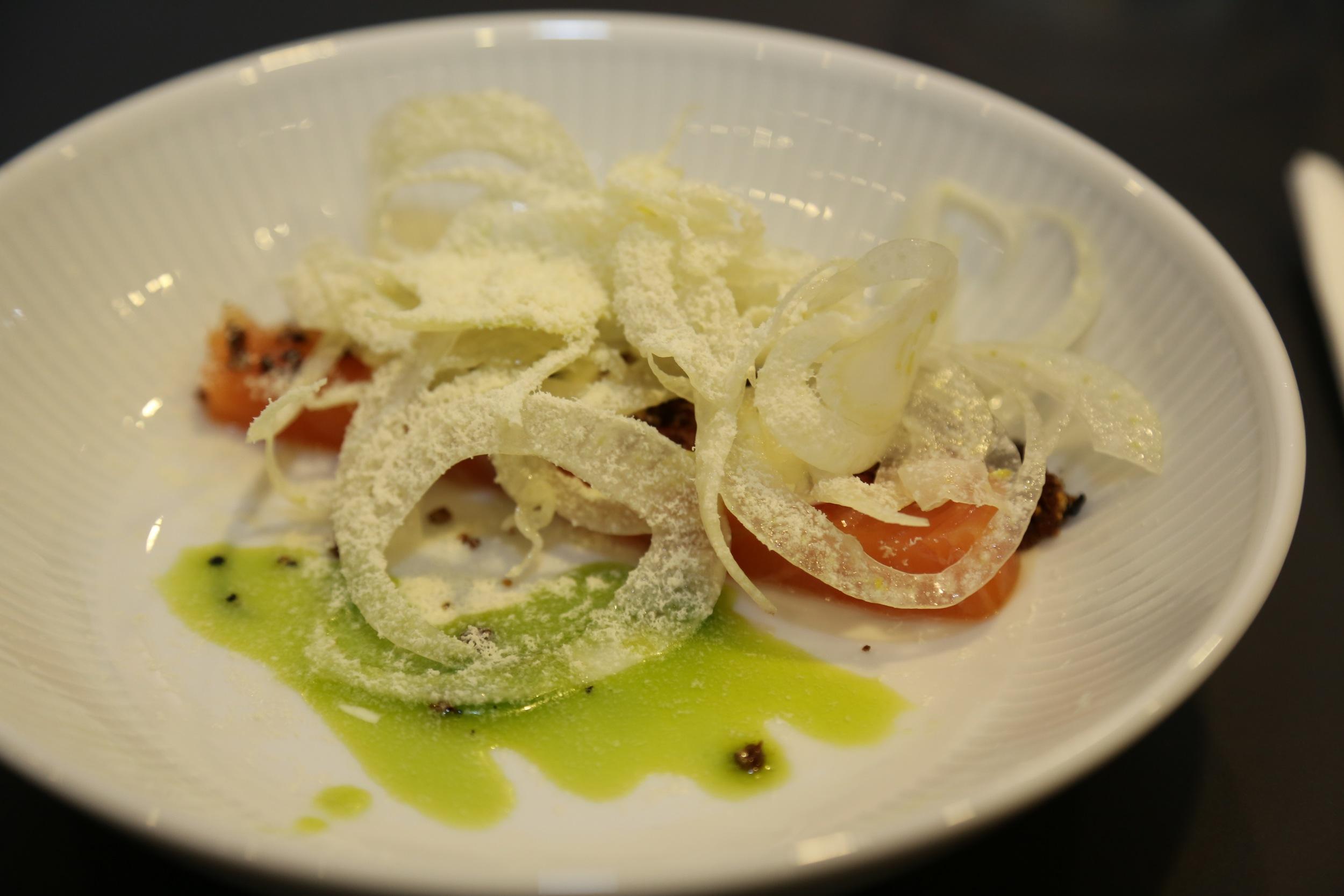 God mat trenger ikke spises på restaurant. Foto: Odd Roar Lange