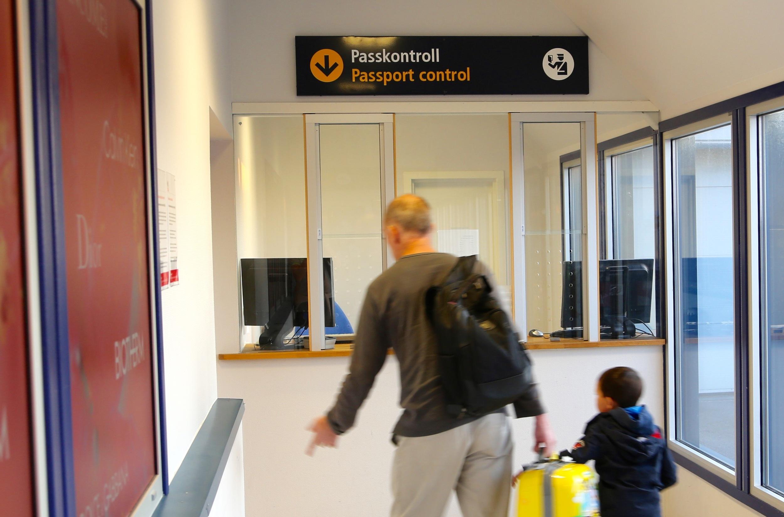 Husk å lese deg opp på passreglene før du reiser utenlands.  Foto: Odd Roar Lange