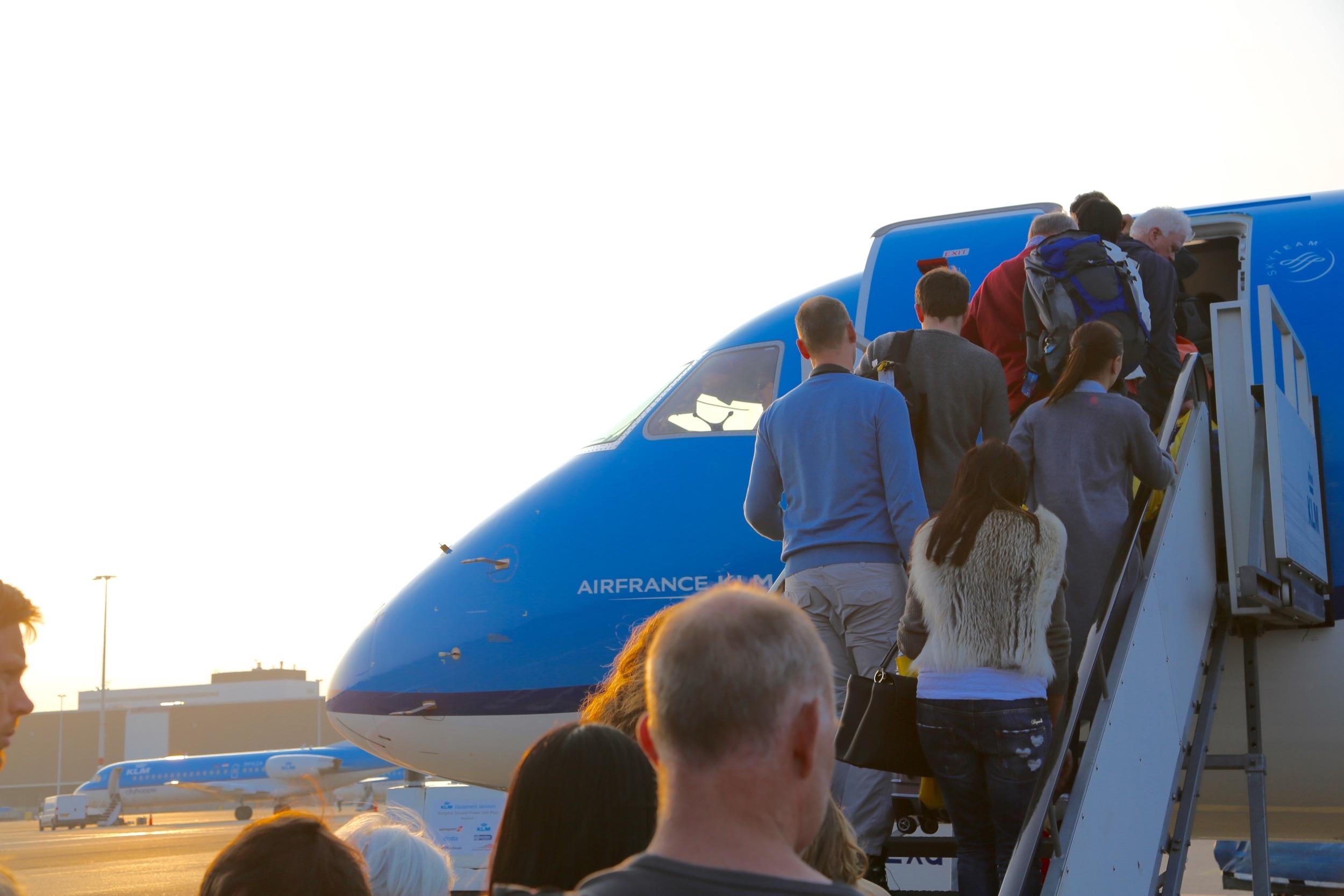 Les disse tipsene før du går om bord i flyet. Det gjør turen enda bedre. Foto: Odd Roar Lange