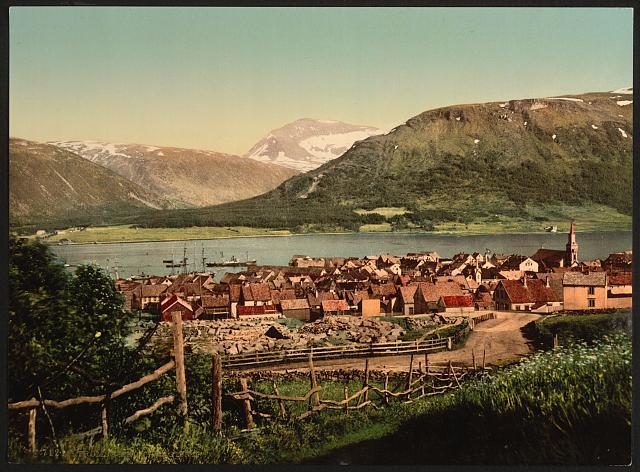 Tromsø                                  Library of Congress/Thetravelinspector
