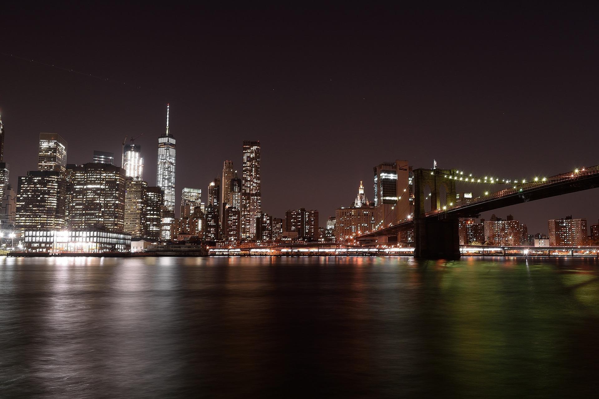 Velkommen til verdensbyen New York.                  Foto: Pixabay/Thetravelinspector