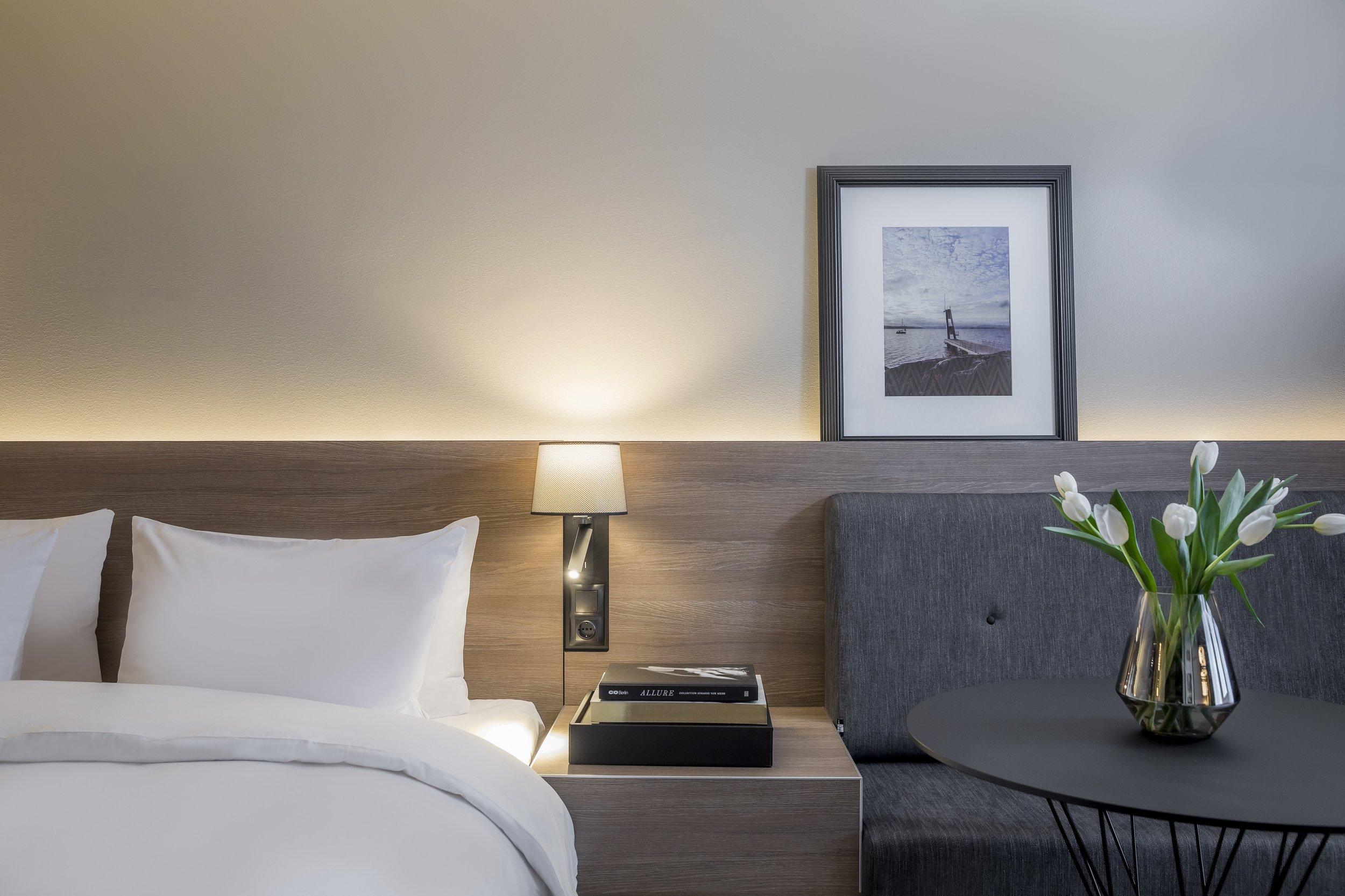 De nye rommene får dette utseendet                 Foto - Rickard L. Eriksson