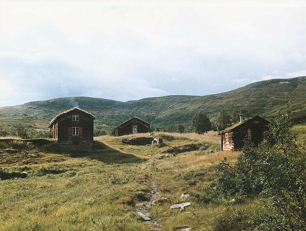 Vassendsetra. Foto: Trondhjem Turistforening