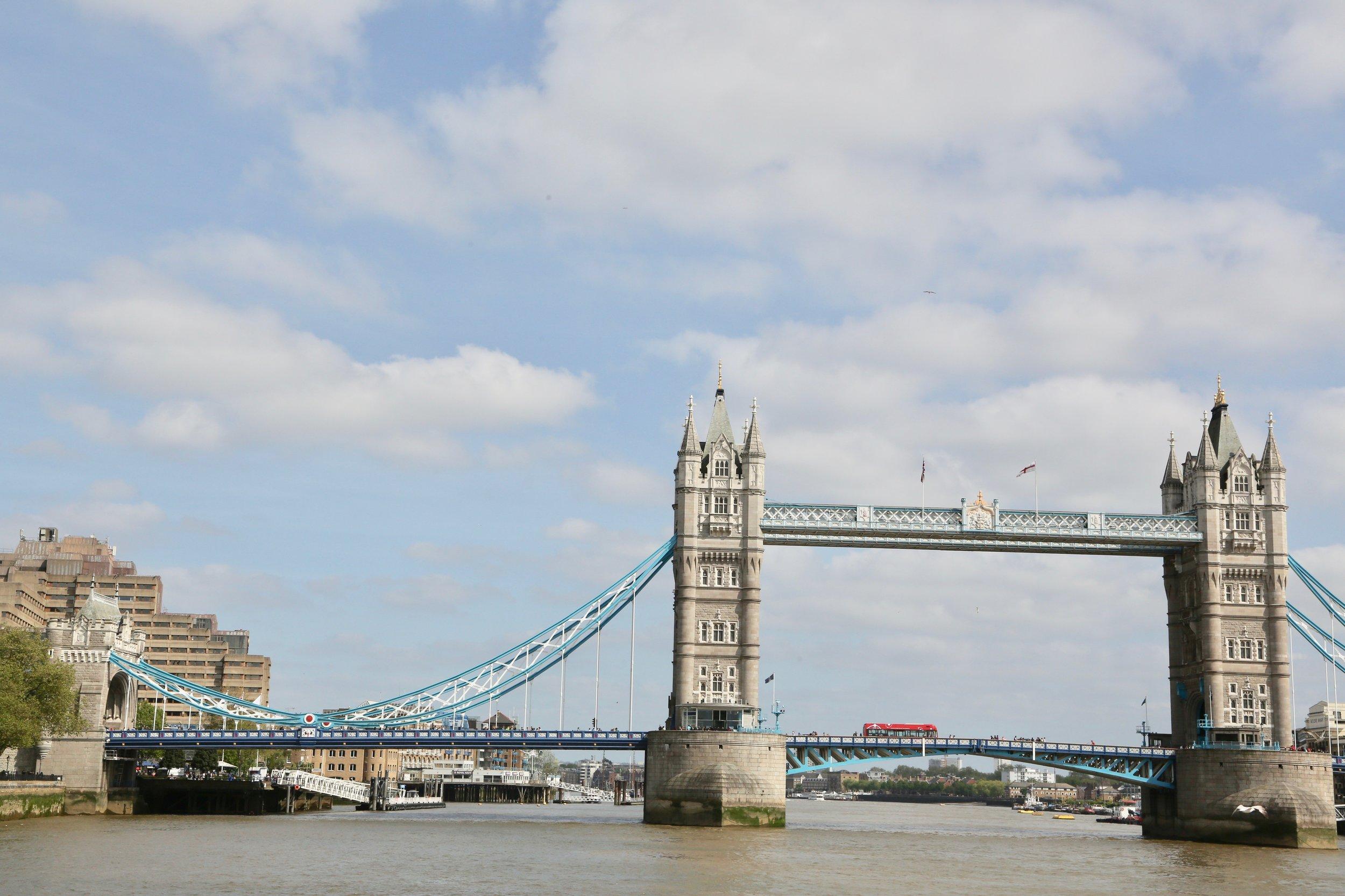 London er vår ubestridte storbyfavoritt.                Foto: Odd Roar Lange