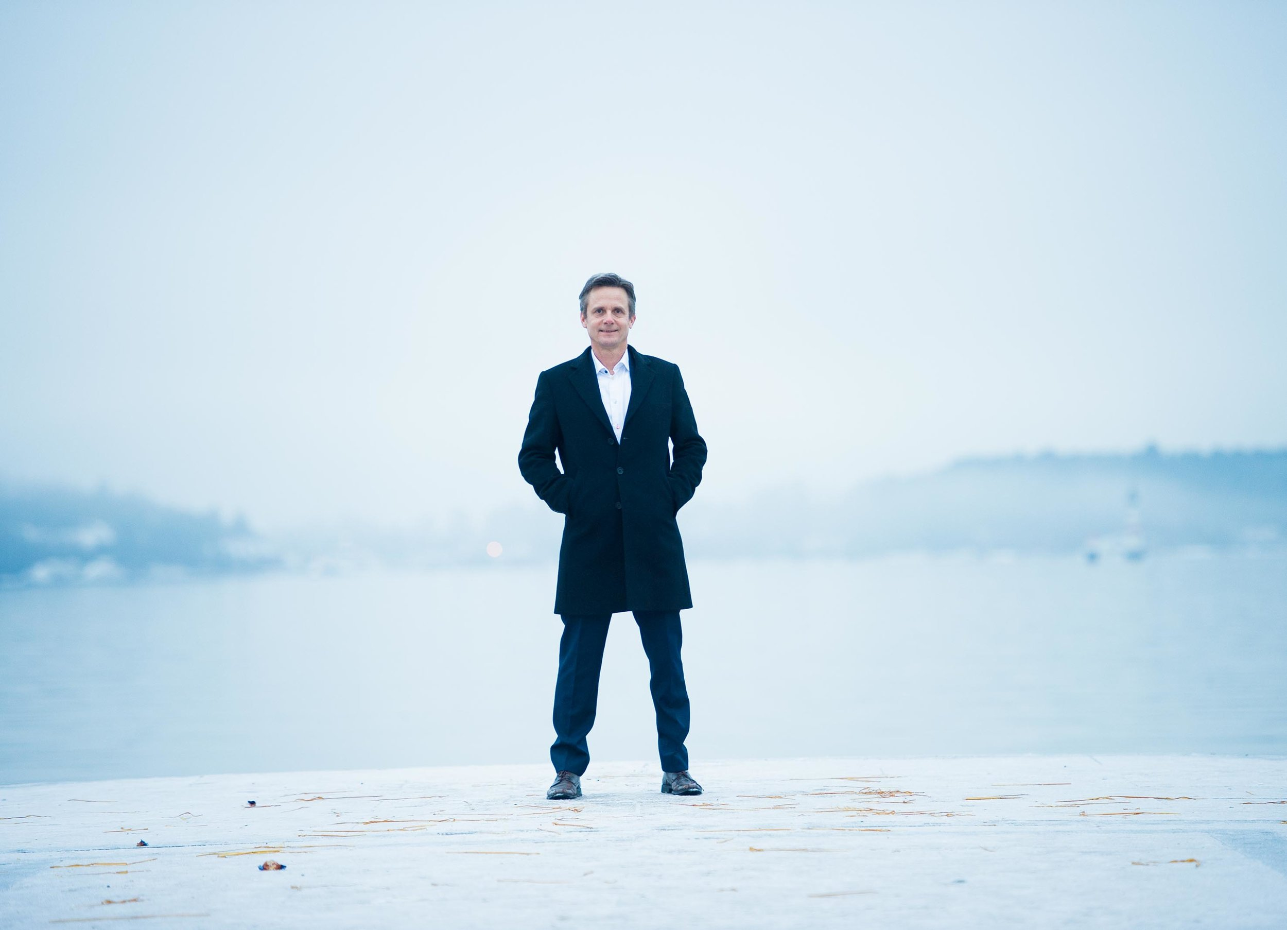 Administrerende direktør Christian Lunde i Visit Oslo.