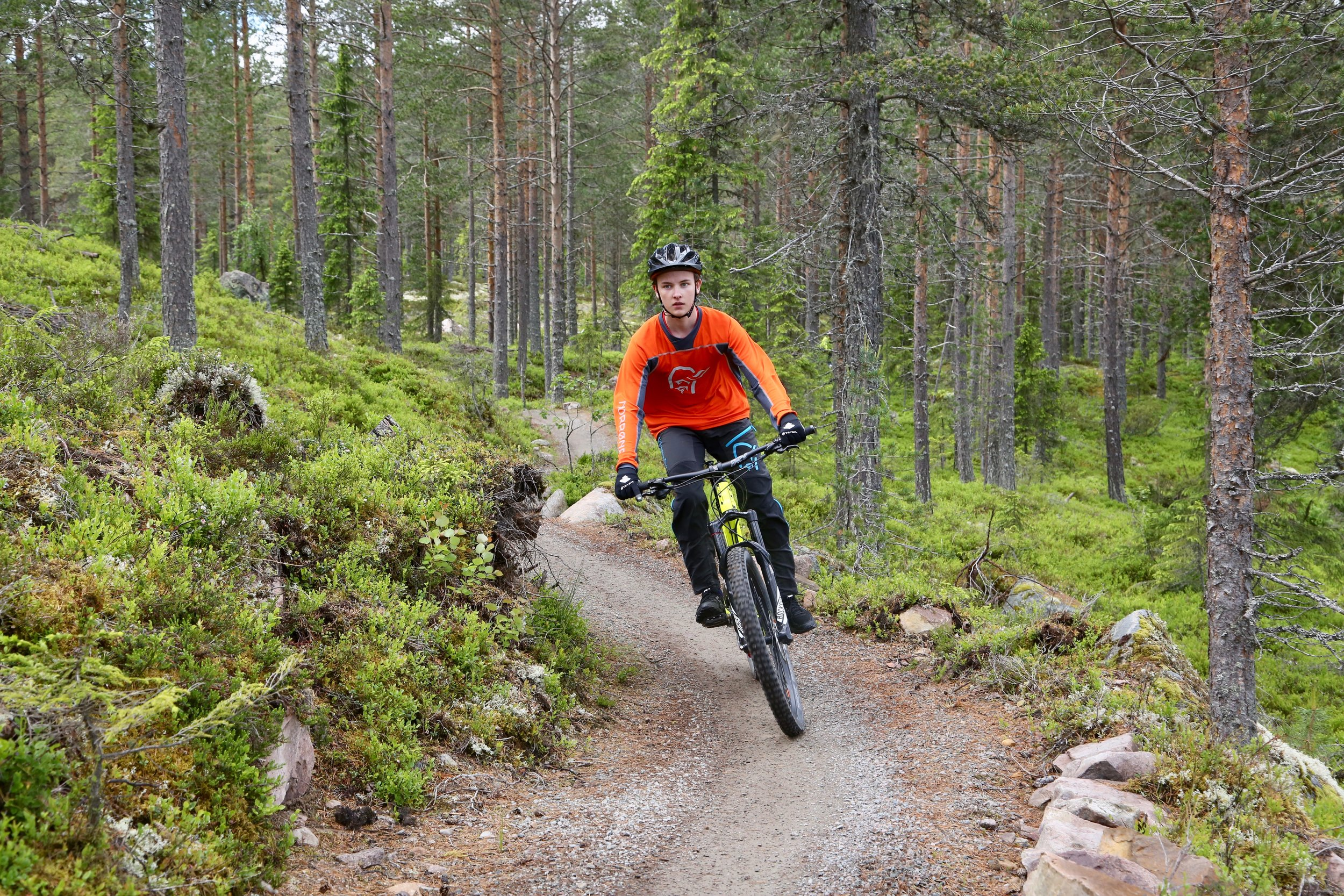 Dra til Trysil - både sommer og vinter.        Foto: Odd Roar Lange