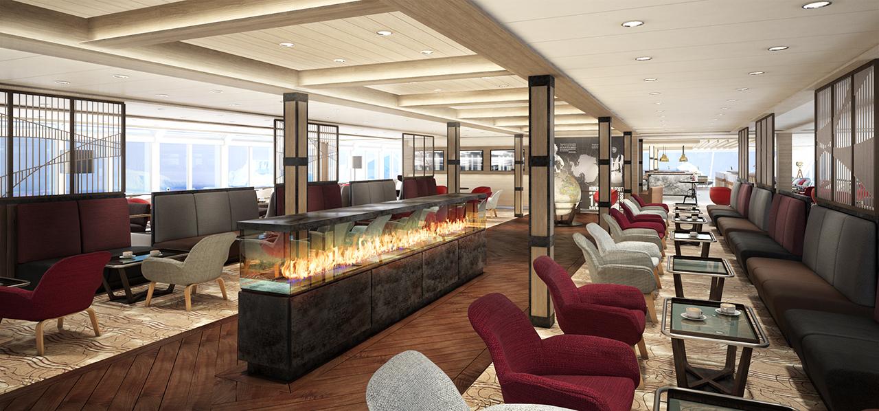 FridtjofNansen Explorer Lounge 01 Hurtigruten.jpg