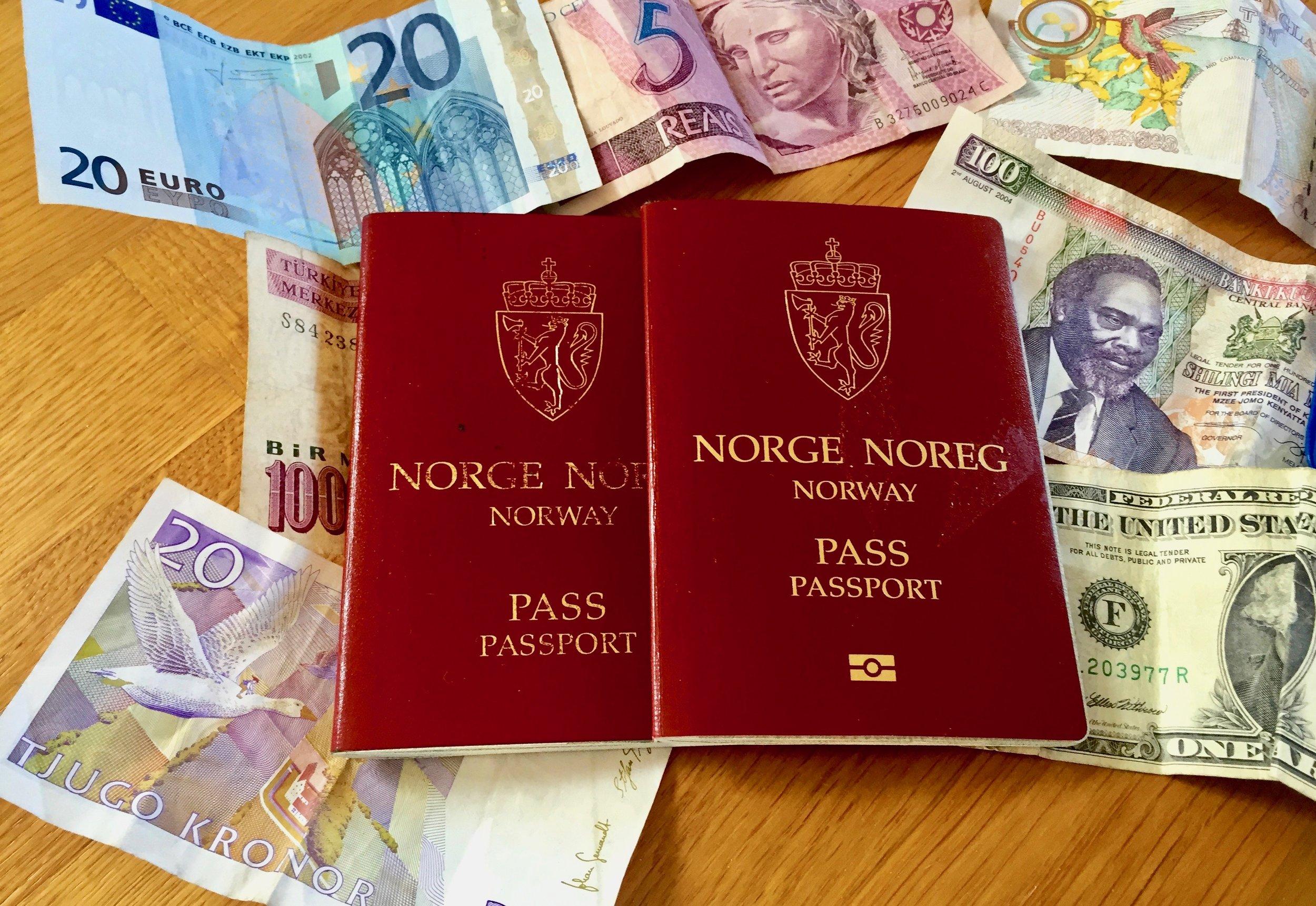 Norge trenger flere utenlandske gjester. Men ikke å sende pengene motsatt veg. Foto: Odd Roar Lange
