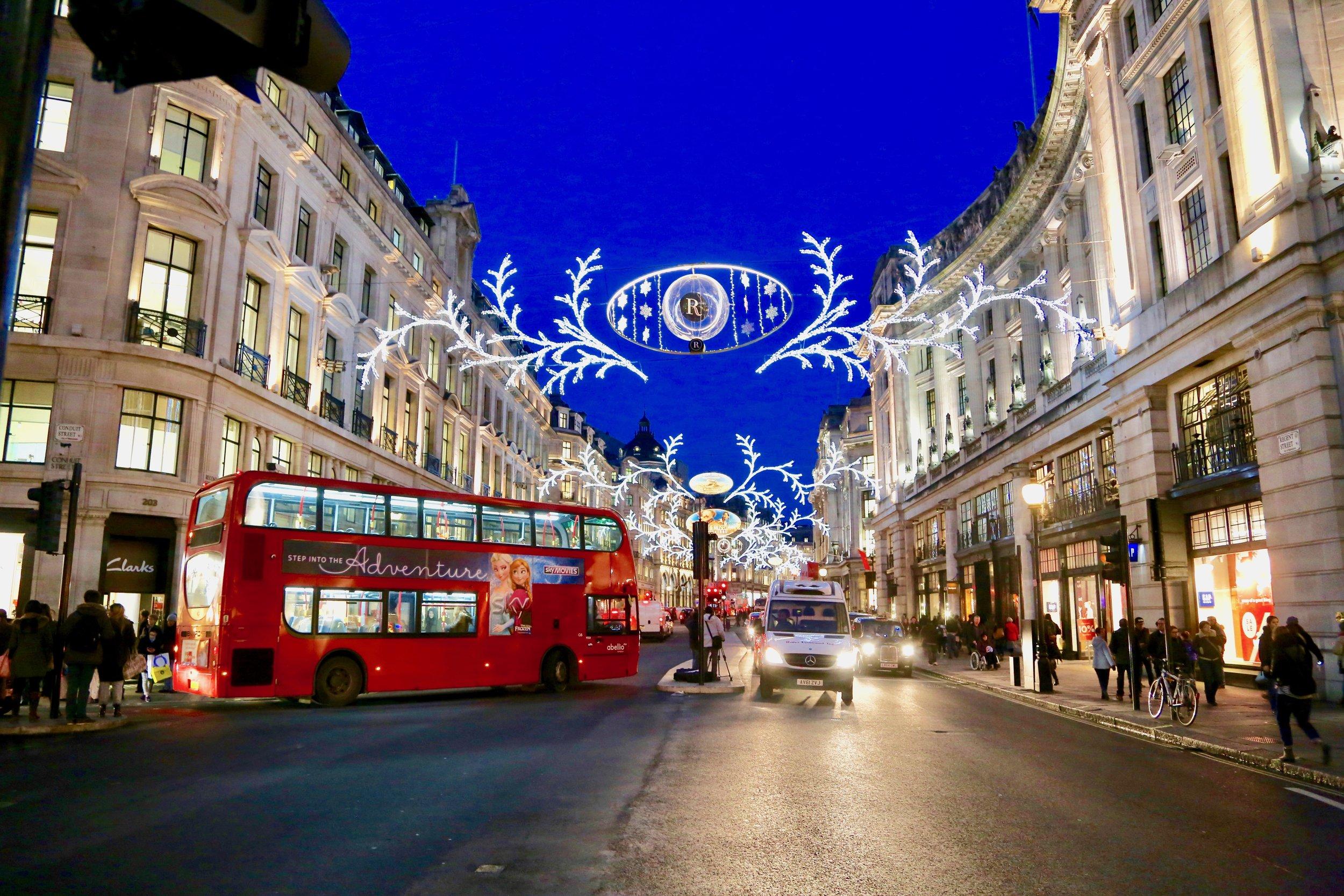 London er en av nordmenns absolutte favoritter. Sikkerheten er høyere enn noen gang. Foto: Odd Roar Lange