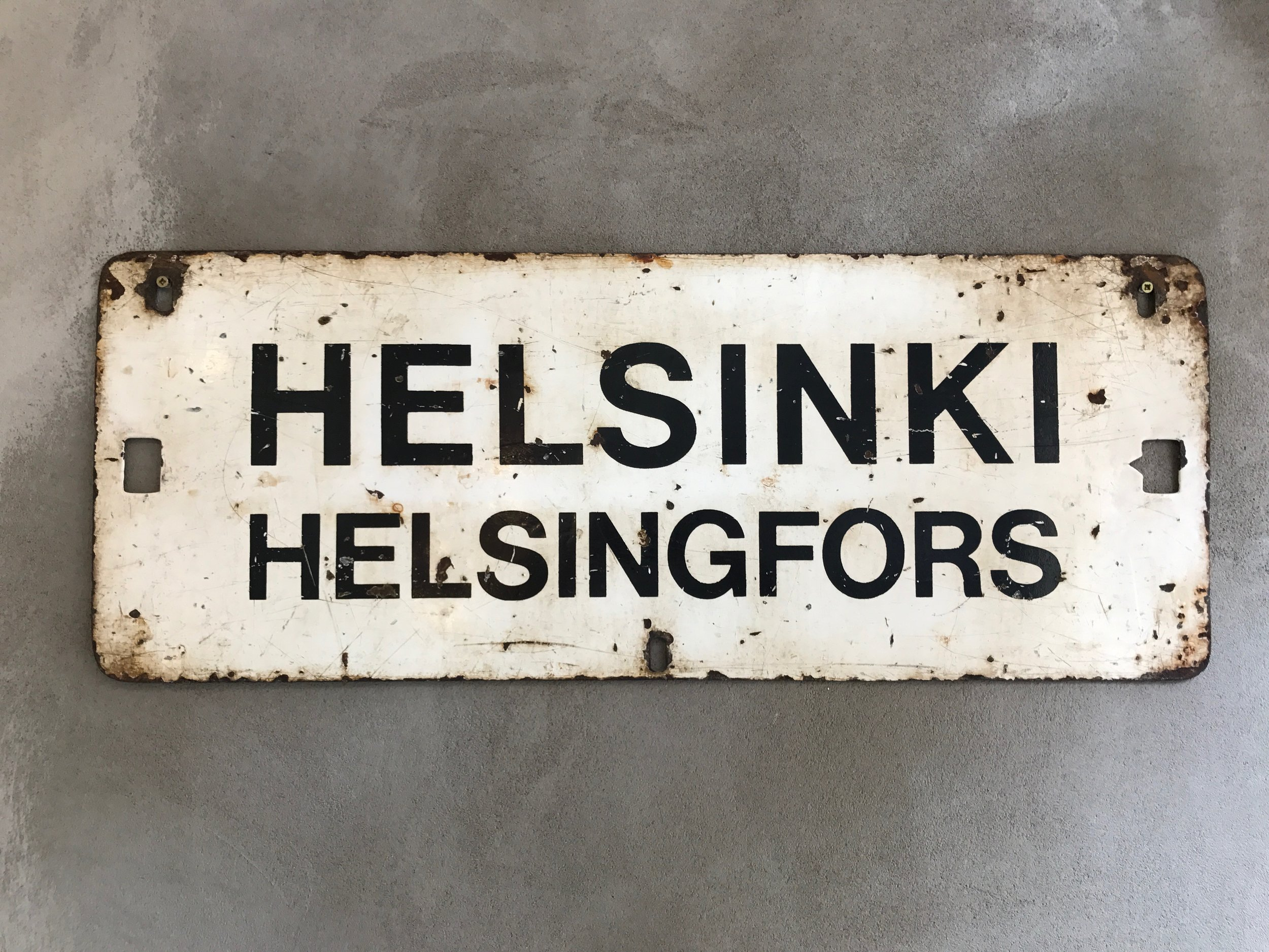 Dra til den finske hovedstaden. Ny satsing på turisme gir flere flyruter til Finland. Foto: Odd Roar Lange