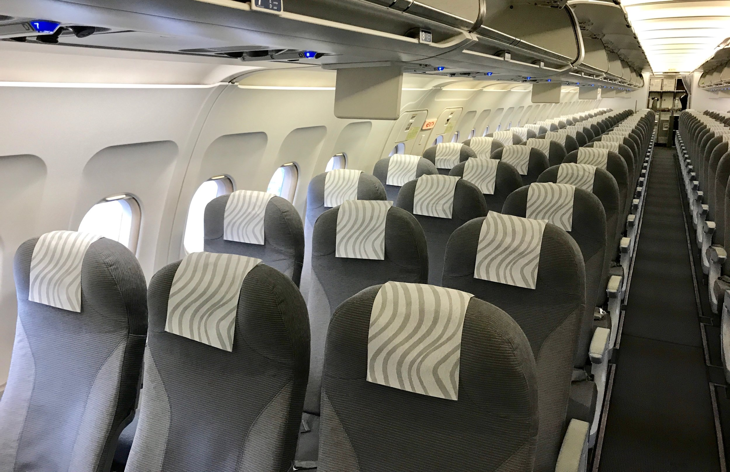 Finnair øker kapasiteten både mot øst og mot sør.            Foto: Odd Roar Lange