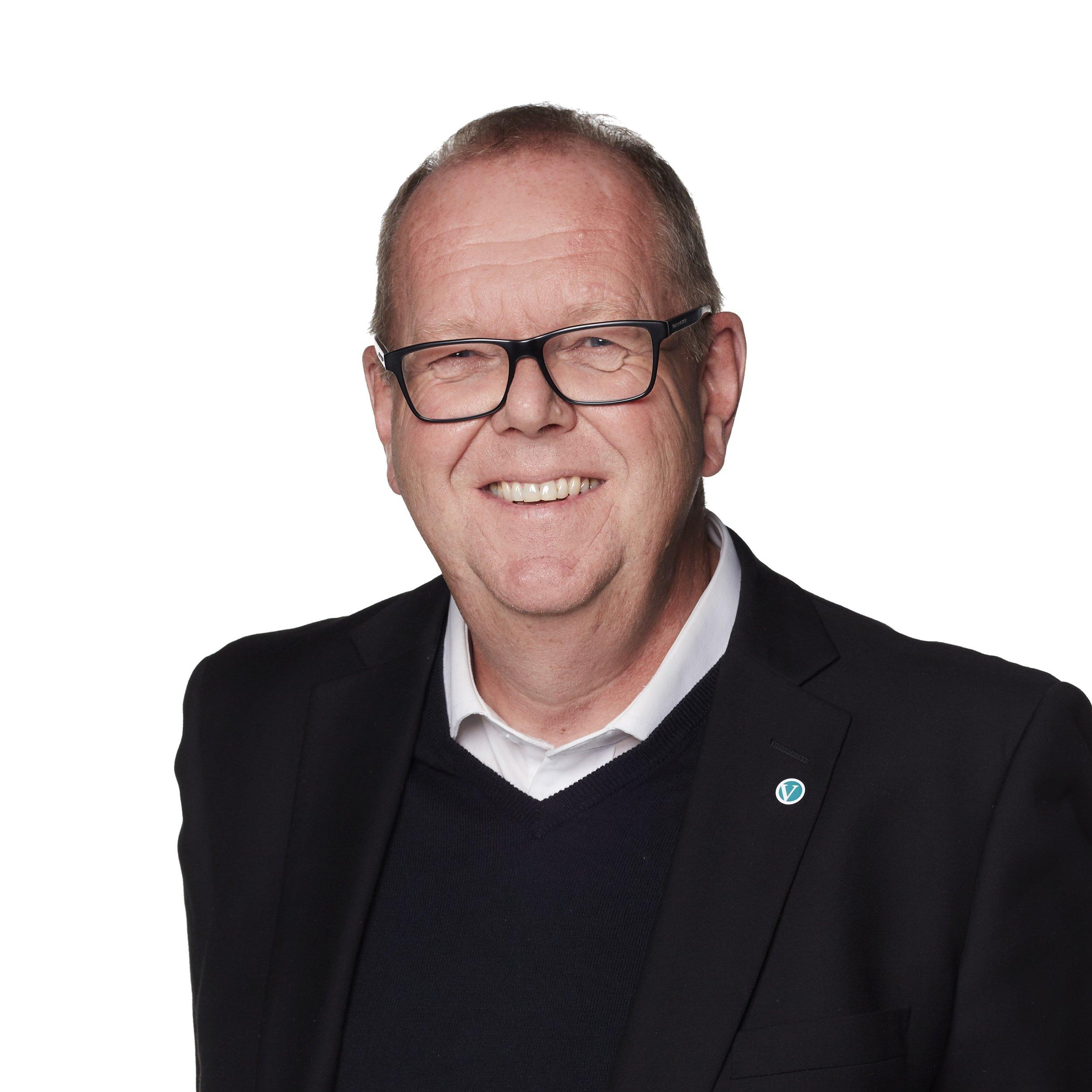 Pål Farstad - nye reiselivsdirektør for Nordmøre og Romsdal.      Foto: Venstre