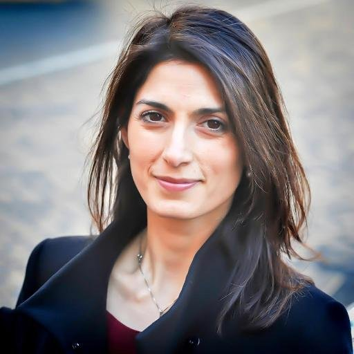 Virginia Raggi - ordfører i Roma