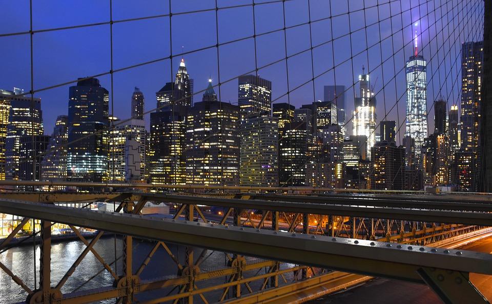 Mange nordmenn drar til New York, men overraskende få har det som sin største reisedrøm. Foto:Christelle Olivier