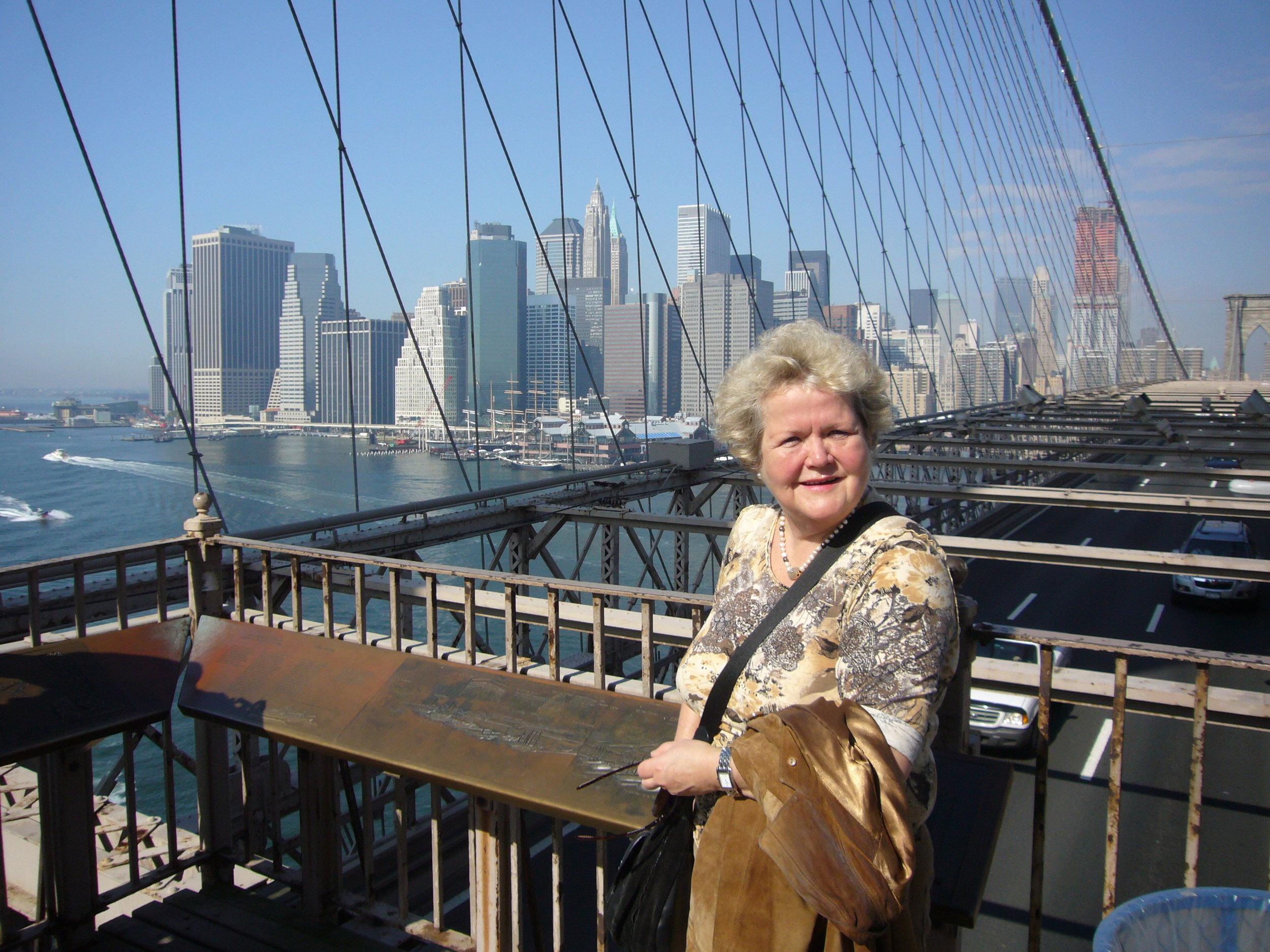 Emma Elisabeth Vennesland, assisterende informasjonsdirektør i Europeiske Reiseforsikring. Foto: Privat
