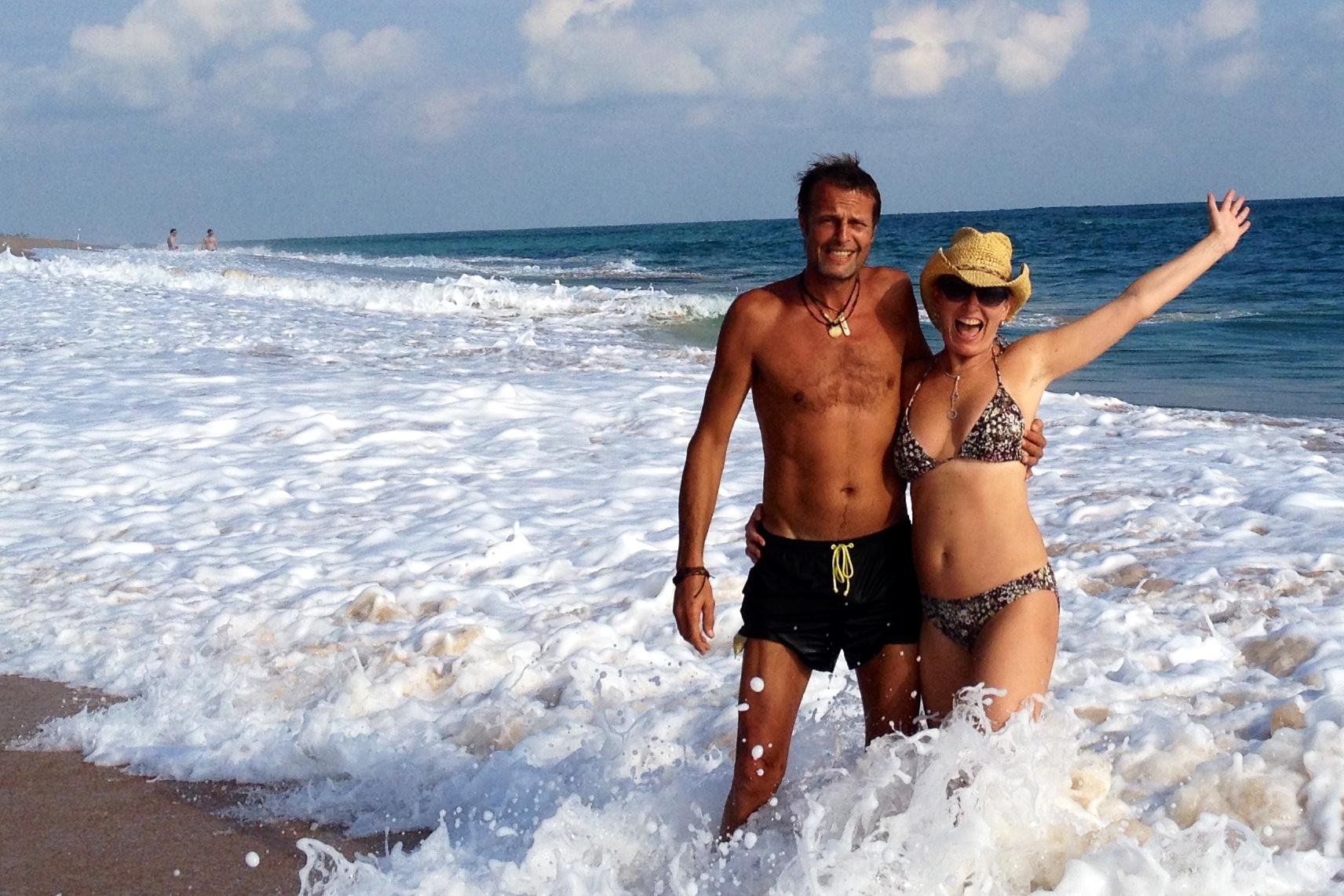 Cecilie Kjensli deler sine beste reisetips.                       Foto: Privat