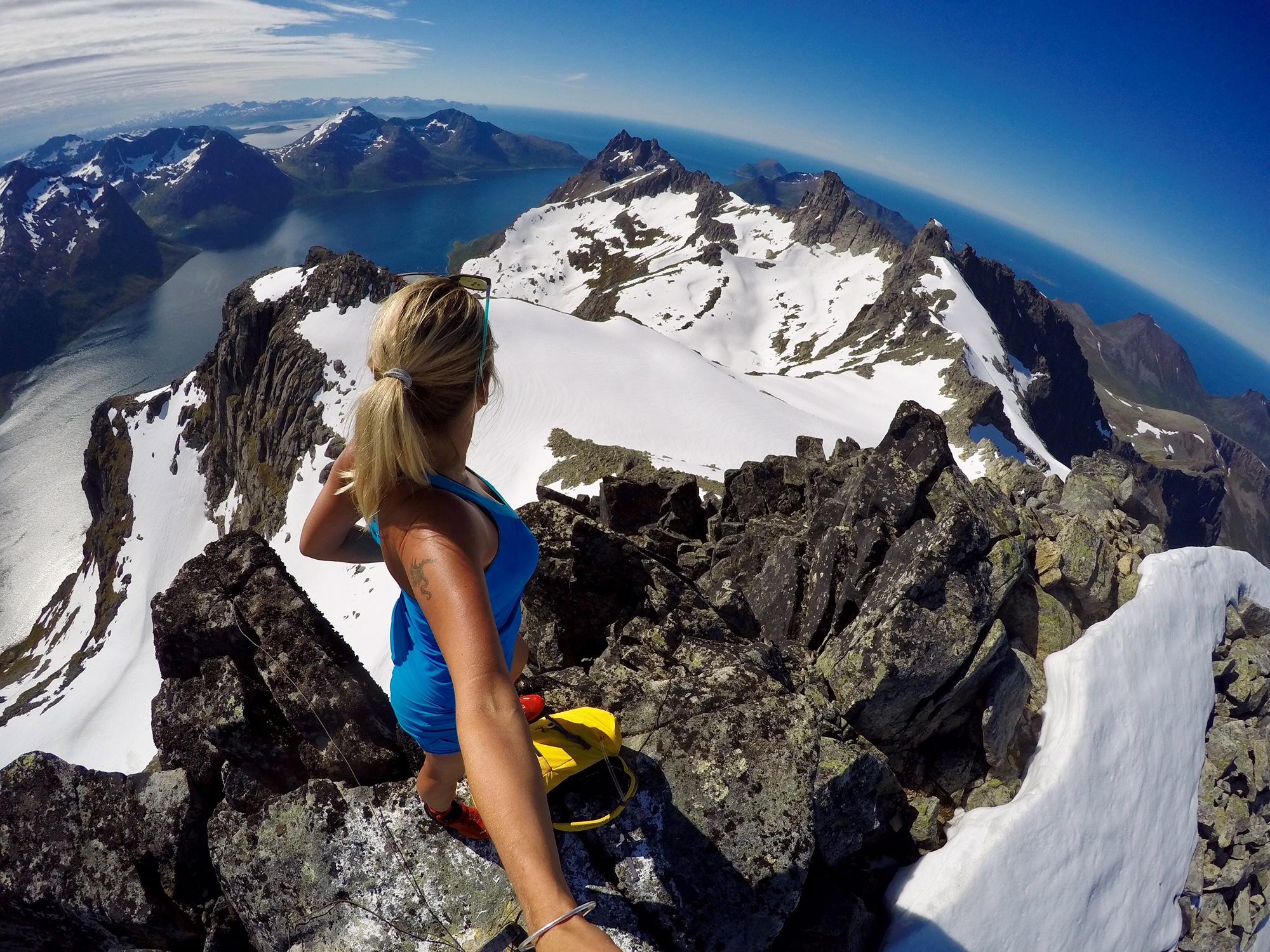 Bli med til fjells i sommer.                              Foto: Hege Nilsen