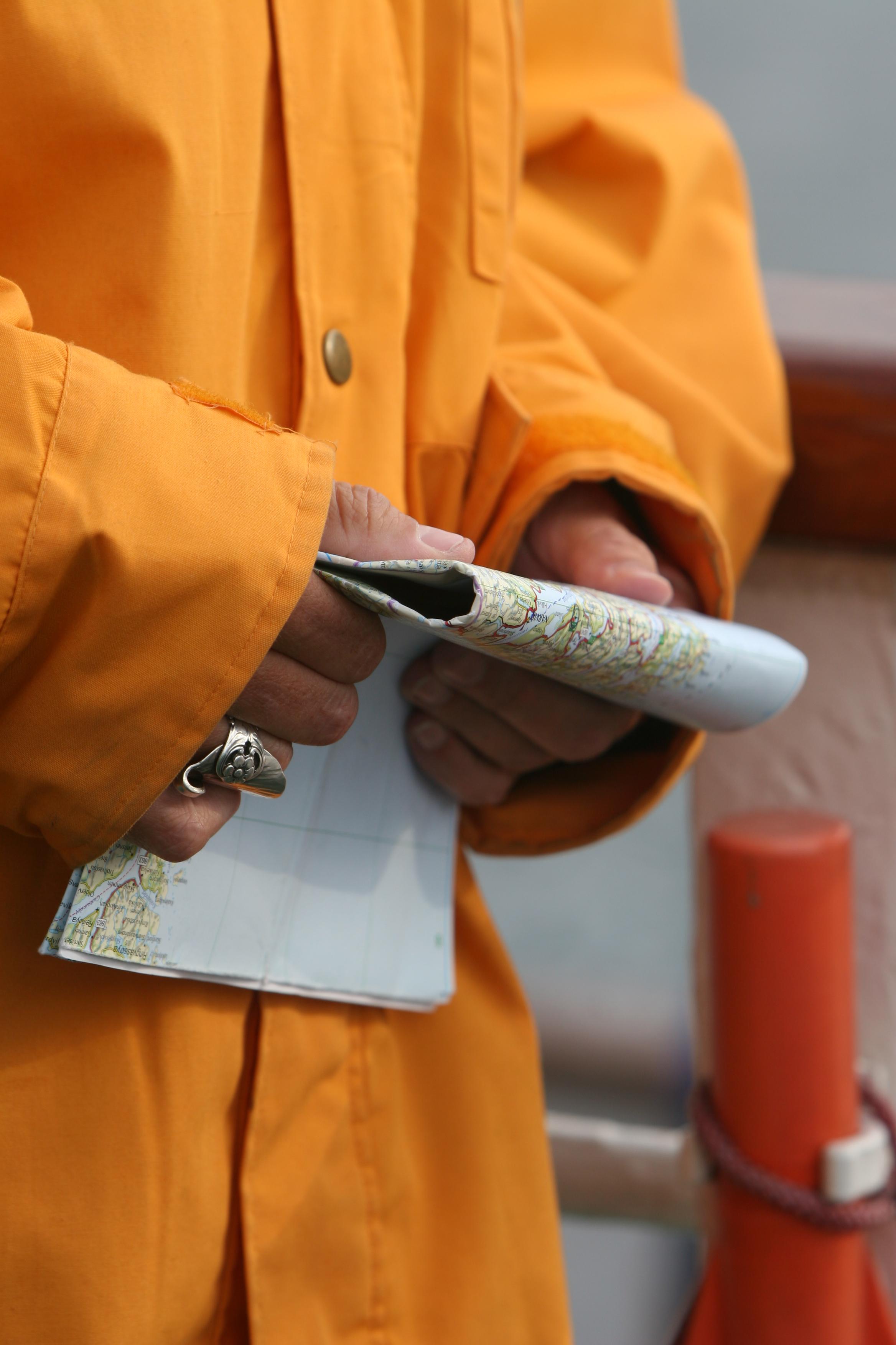 Veikartet for reiseliv og en skjør reiselivsmelding fra regjeringen hjelper ikke i årene som kommer. Foto: Odd Roar Lange