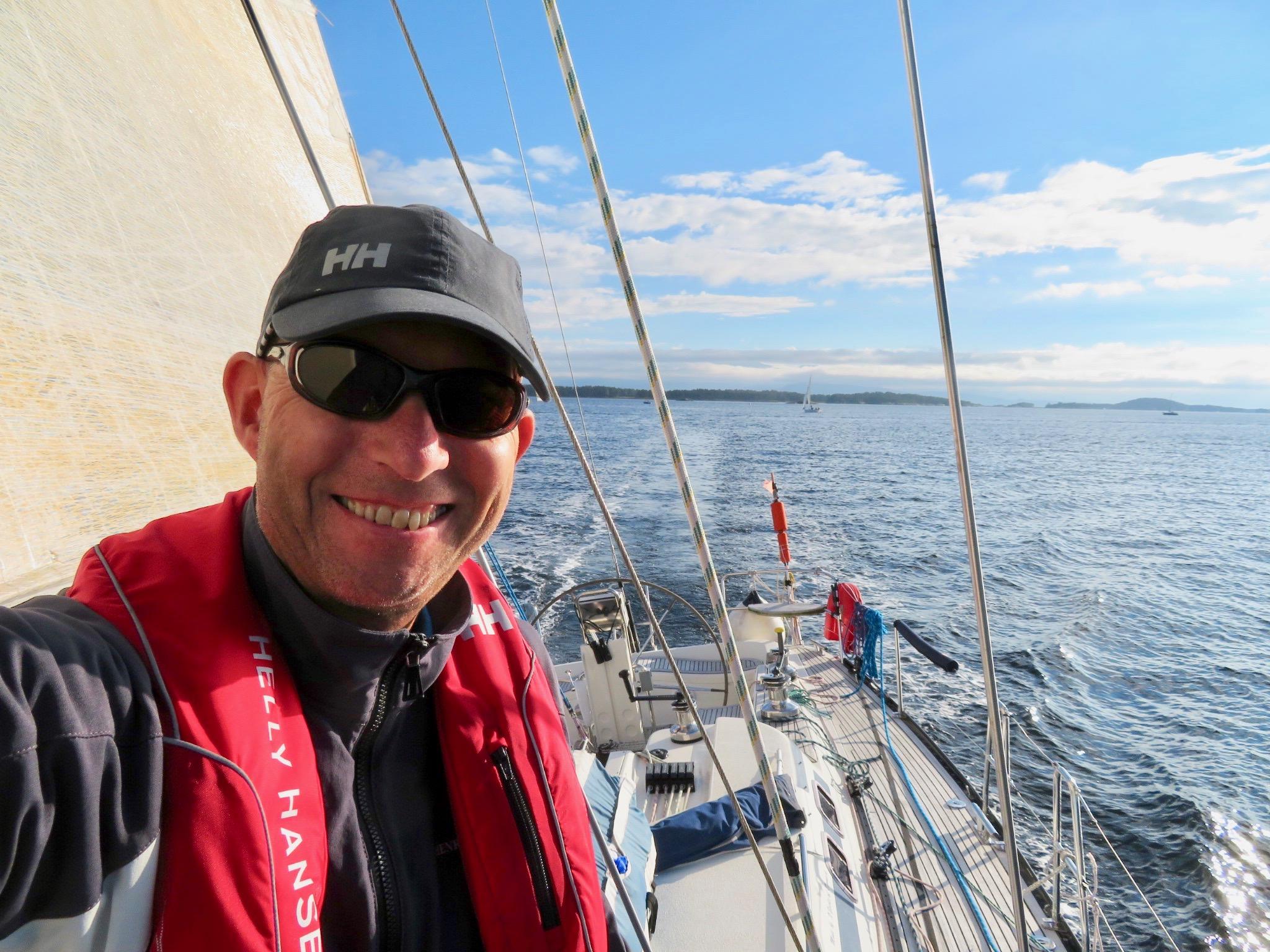 Er du et godt forbilde? Gjør det til en vane å bruke redningsvest når du er på sjøen.