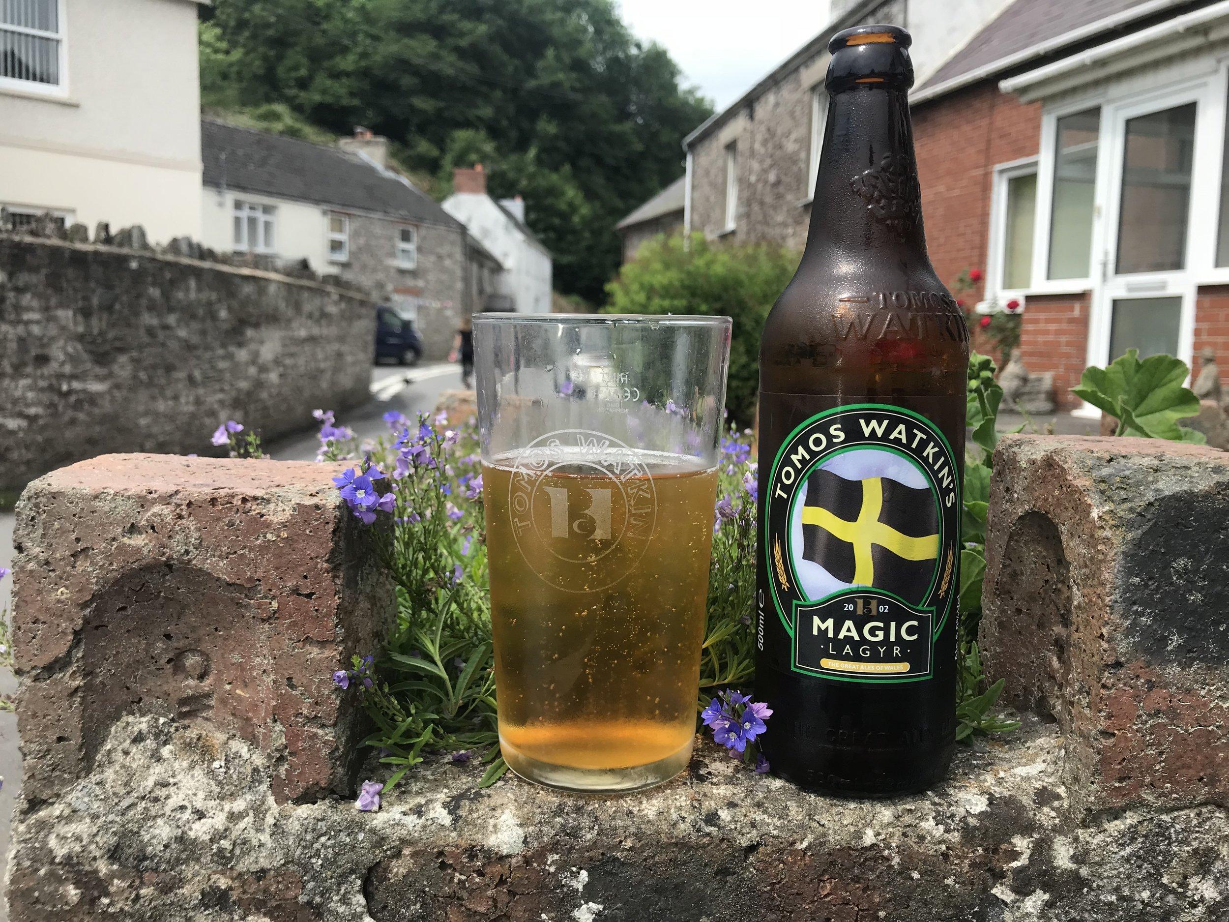Prøver du de lokale ølsortene når du er på reise?         Foto: Odd Roar Lange