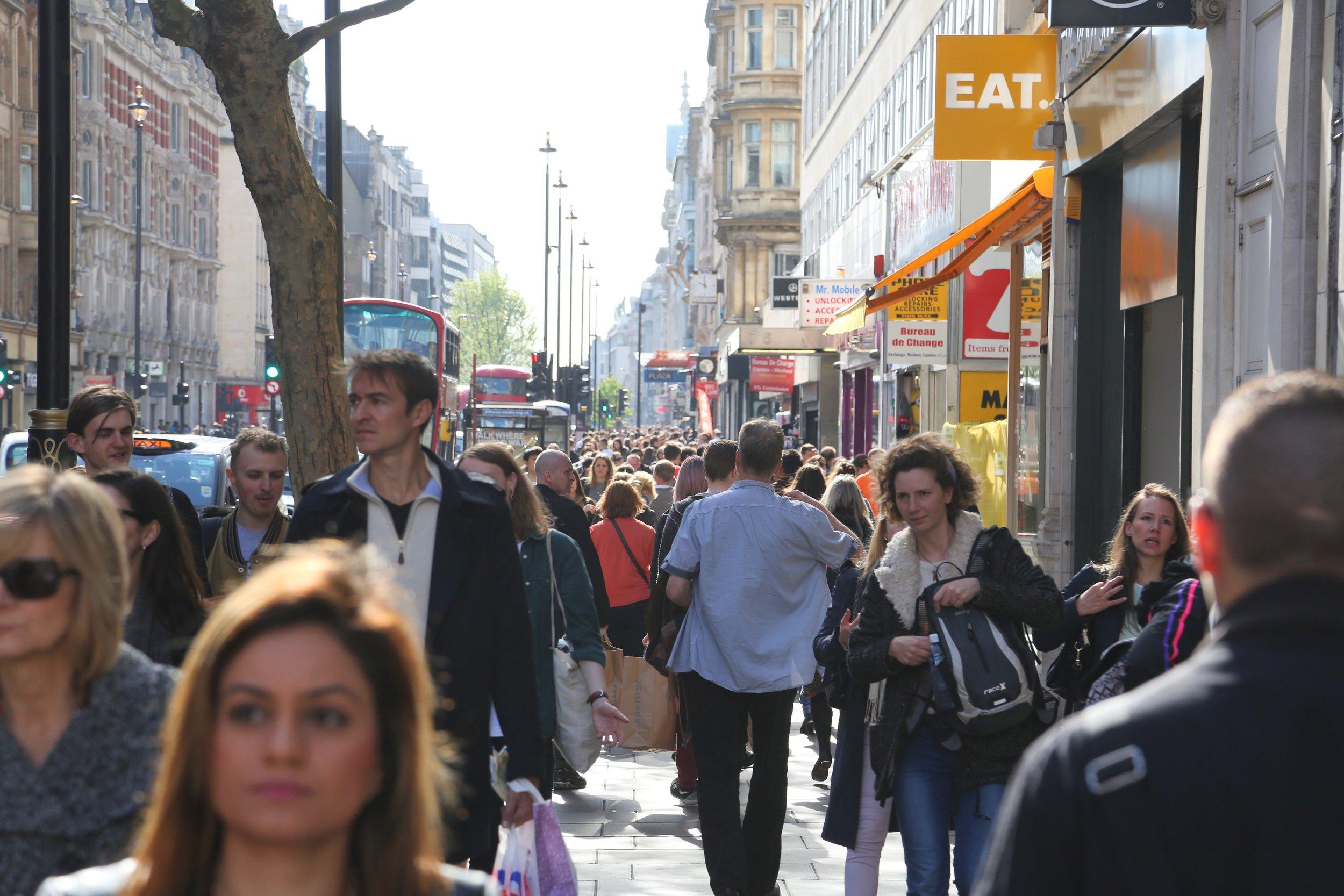 Nordmenn som bor i London deler sine smarte tips.             Foto: Odd Roar Lange