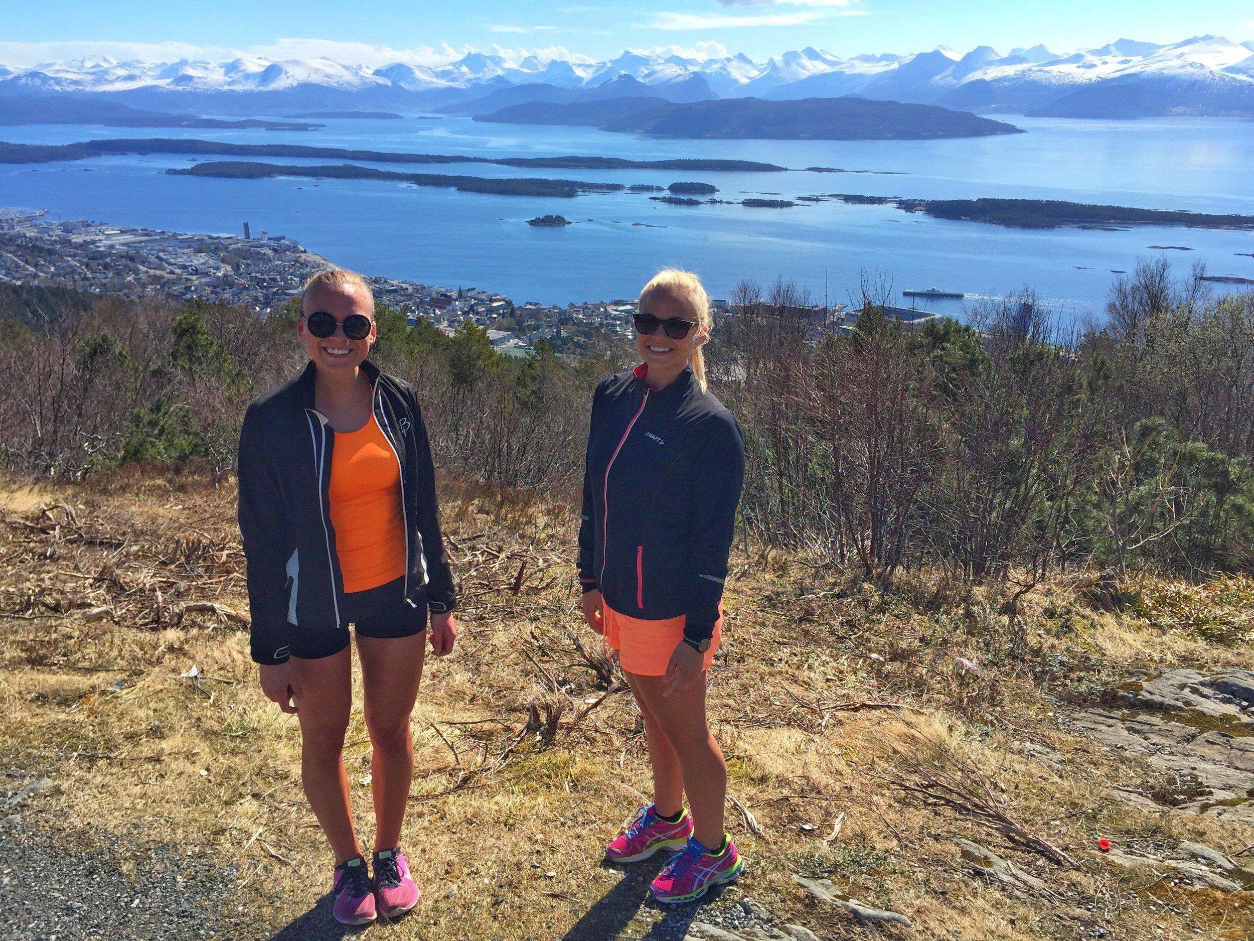 Kvinnene erobrer fjellet, heldigvis.                                                                            Foto: Odd Roar Lange