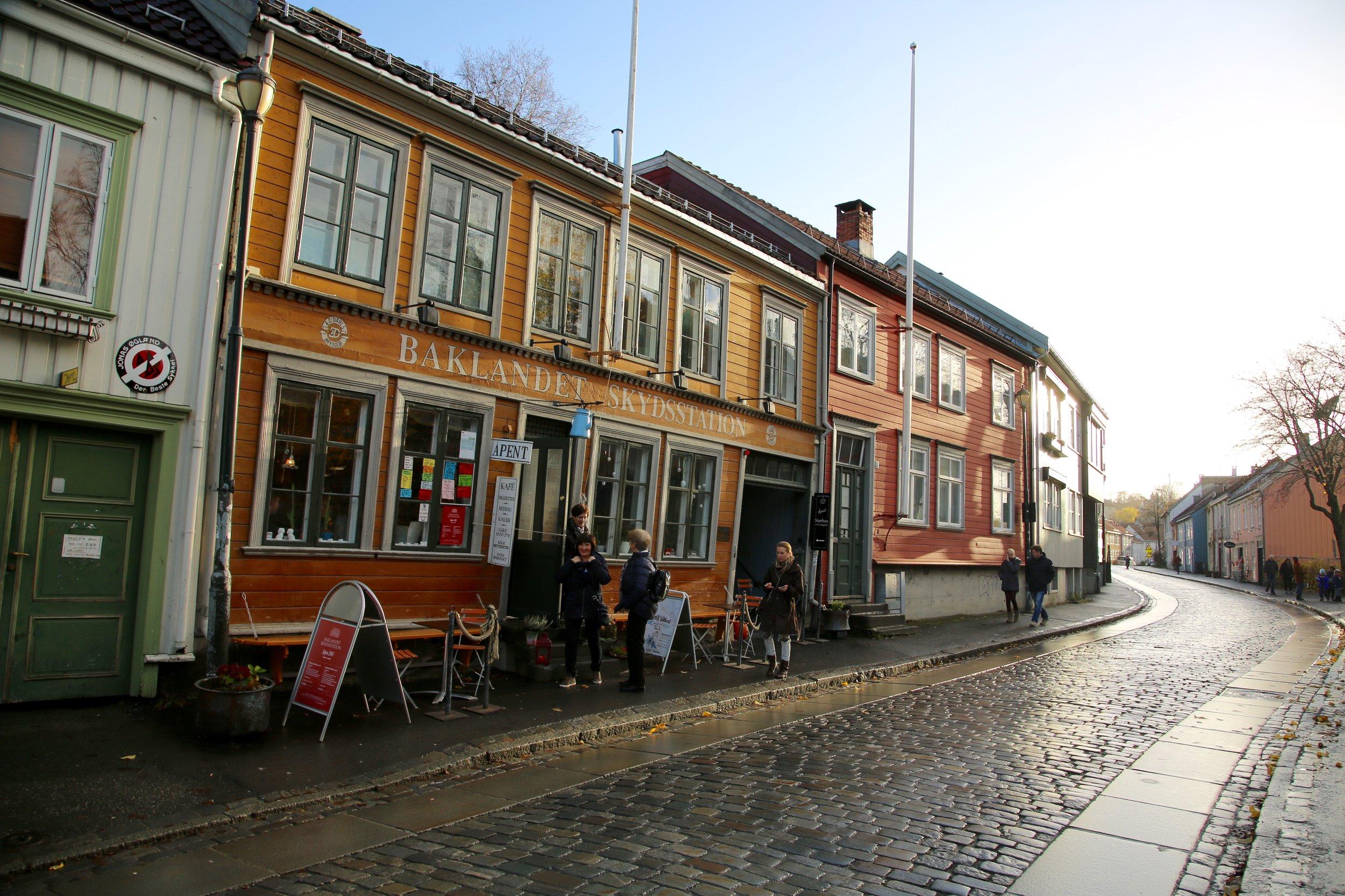 Legg lunsjturen til Bakklandet. Foto: Odd Roar Lange