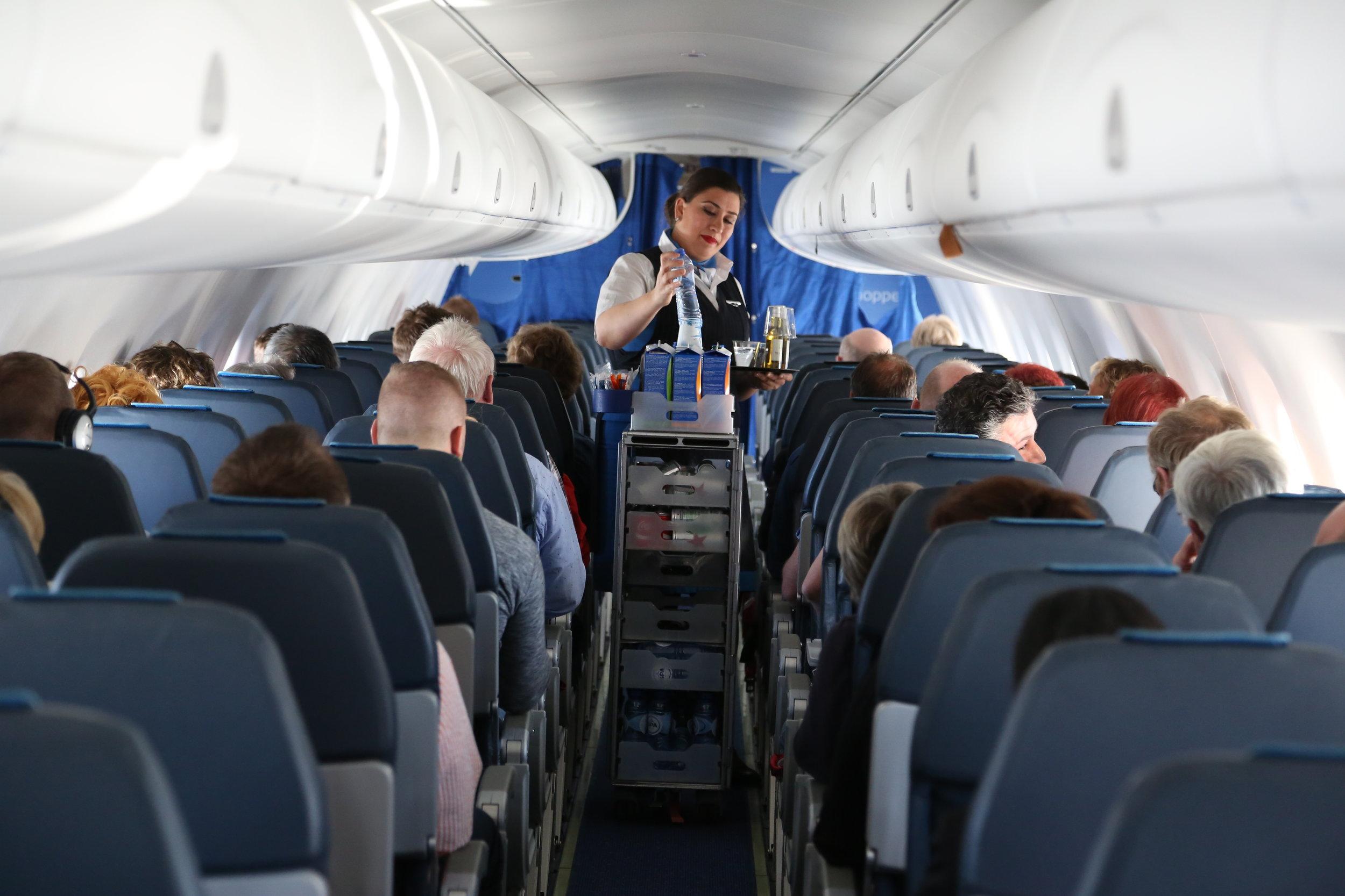 Bestiller du flybillettene dine på den smarte måten? Foto: Odd Roar Lange