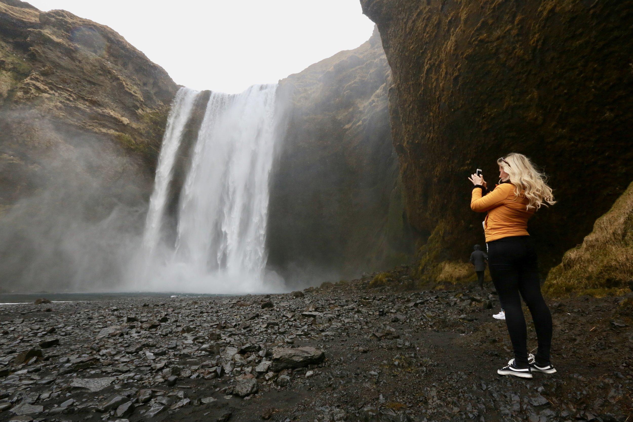 Velkommen til Island og de gode opplevelsene. Foto: Odd Roar Lange