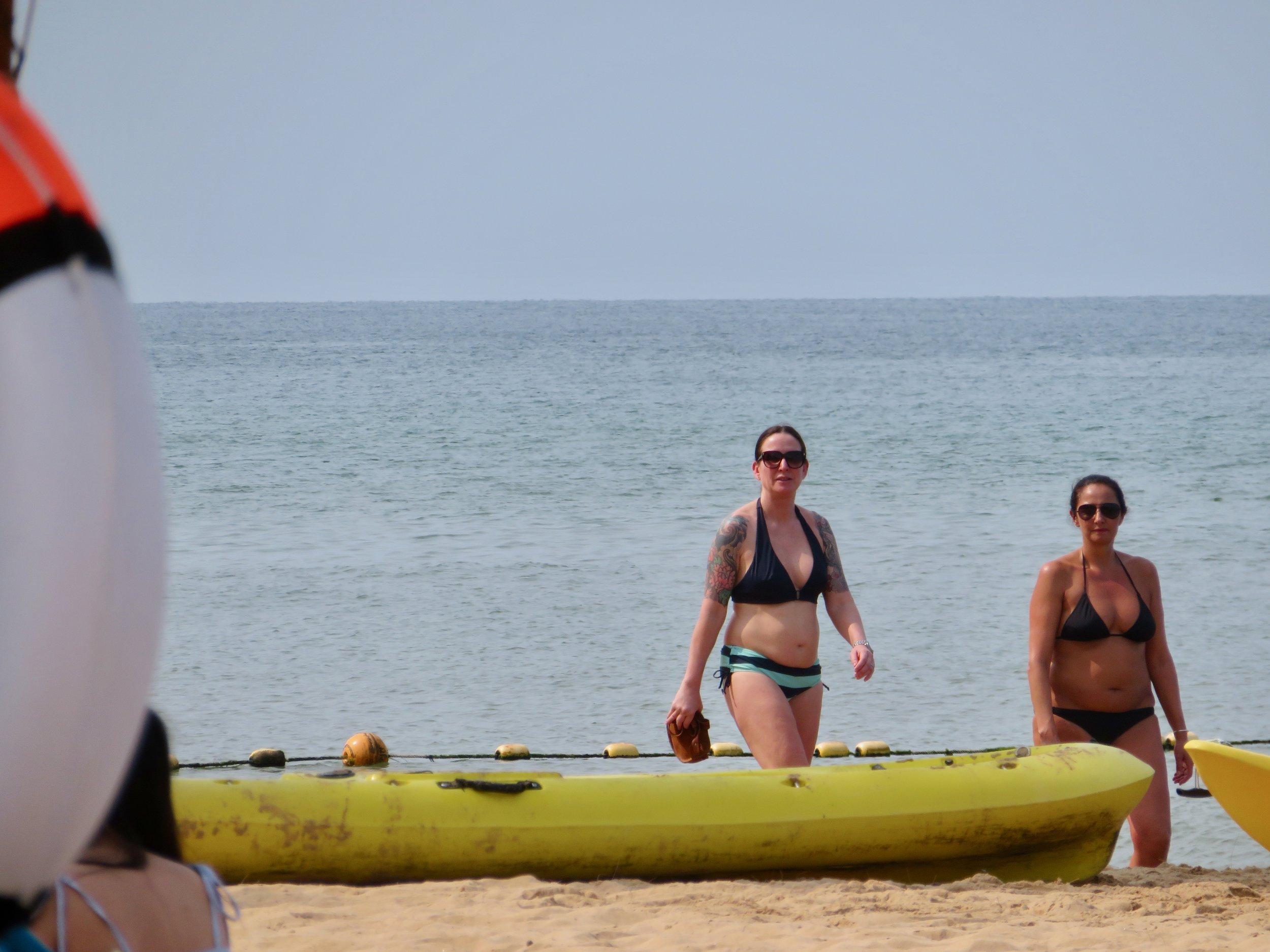 Gleder du deg til årets sommerferie?                                                           Foto: Odd Roar Lange