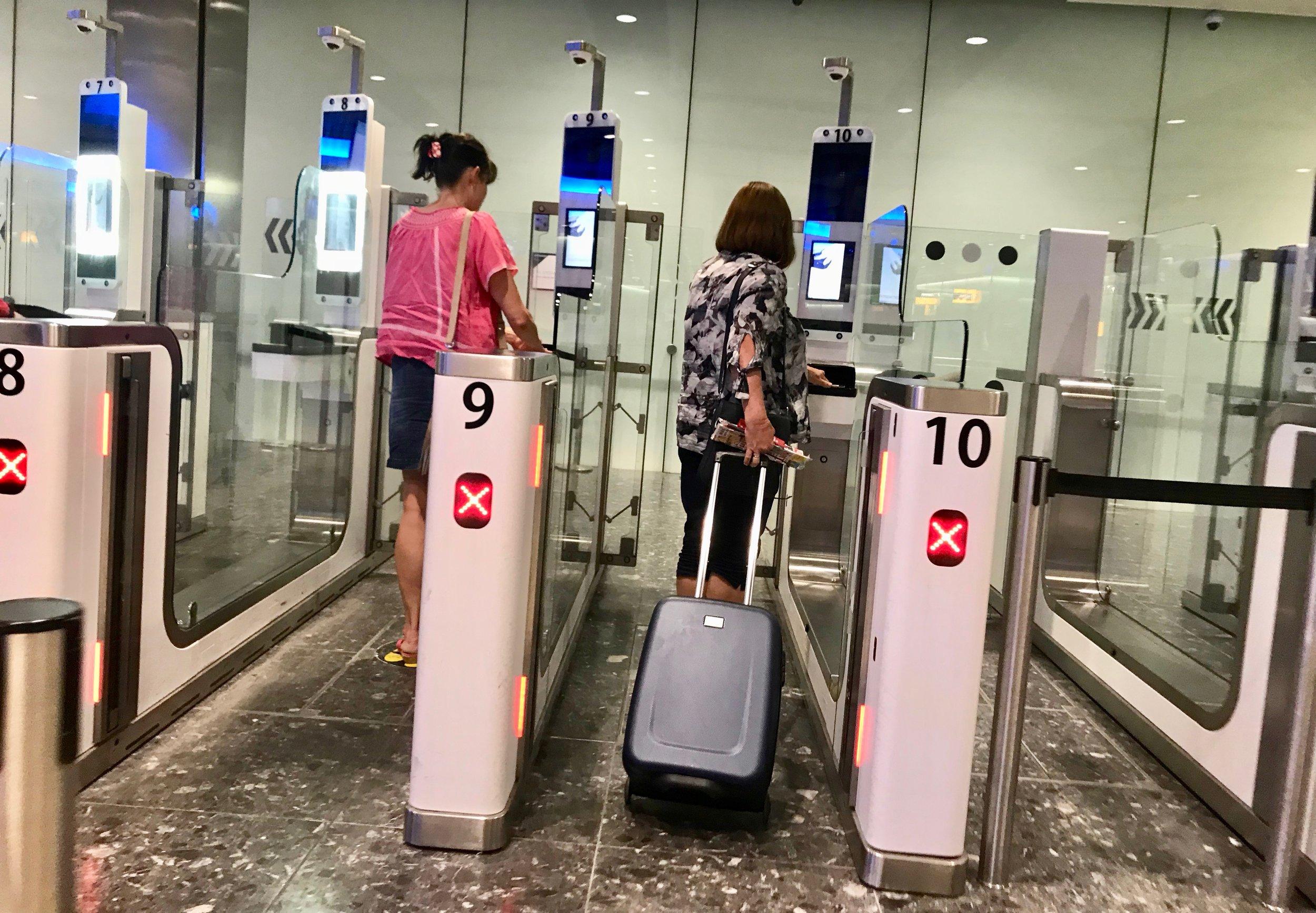 Flyplassen på Heathrow er klimaaksjonistenes neste mål. Det kan ramme påsketrafikken hardt. Foto: Odd Roar Lange