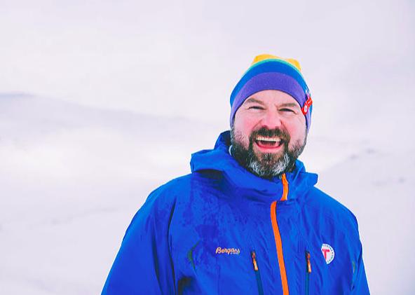 Generalsekretær i DNT, Dag Terje Klarp Solvang. Foto: Marius Dalseg Sætre/Turistforeningen