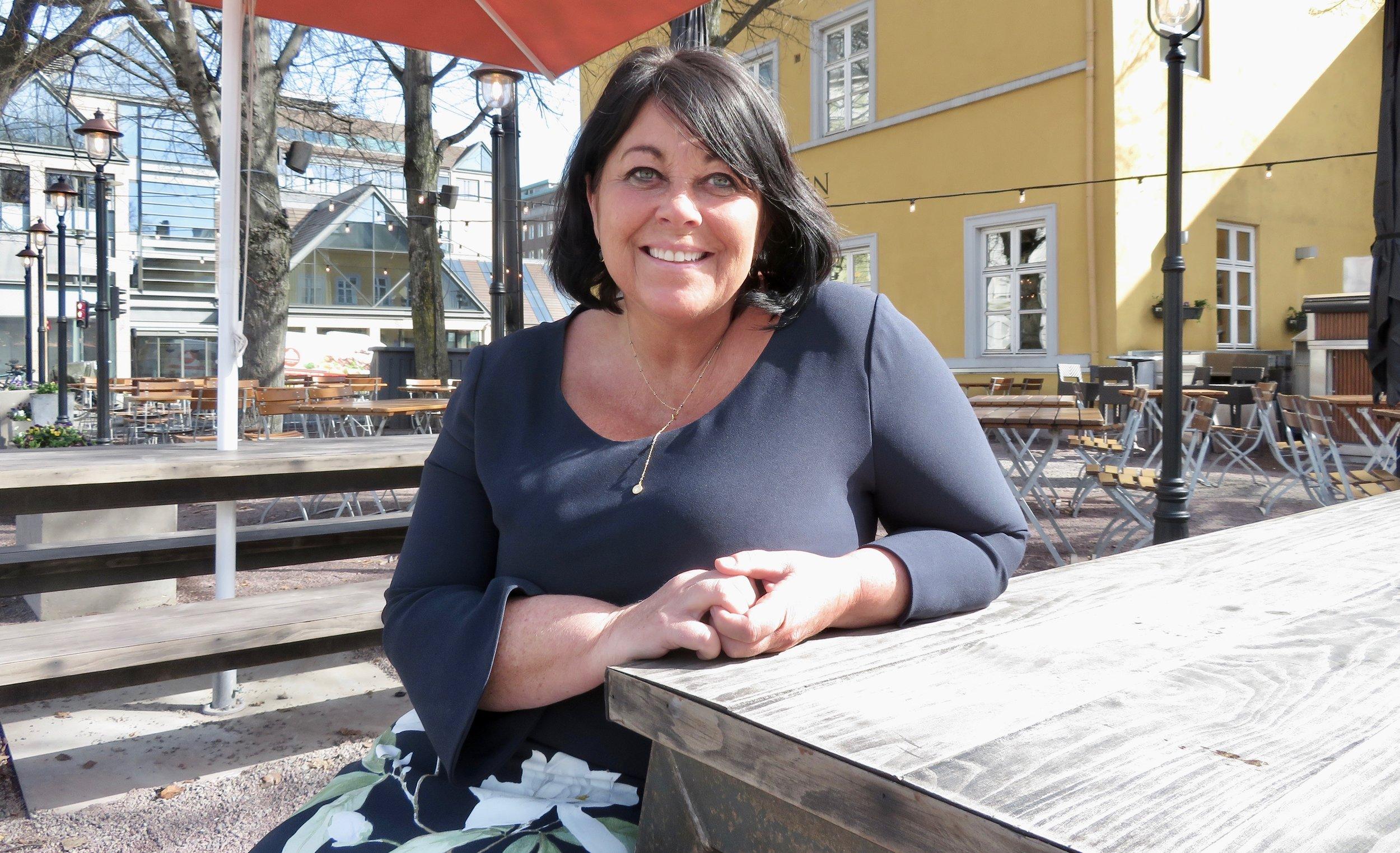 Reiselivsdirektør Visit Norway, Innovasjon Norge, Bente Bratland Holm.       Foto: Odd Roar Lange