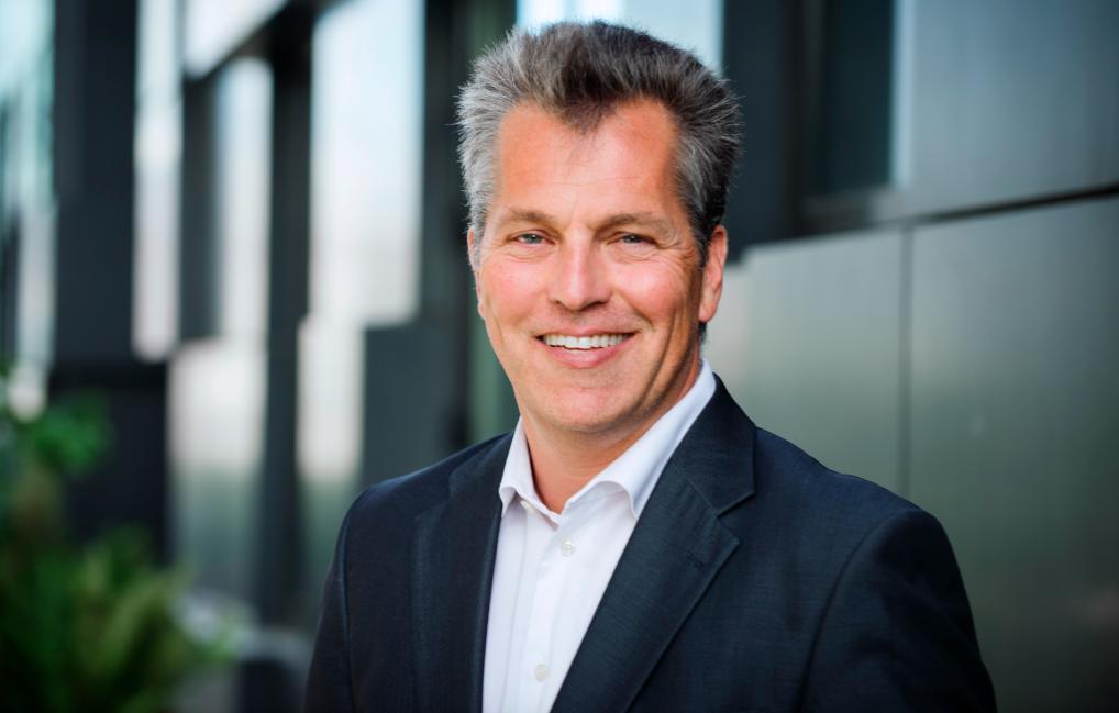 Ole Christian Apeland, administrerende direktør i Apeland.