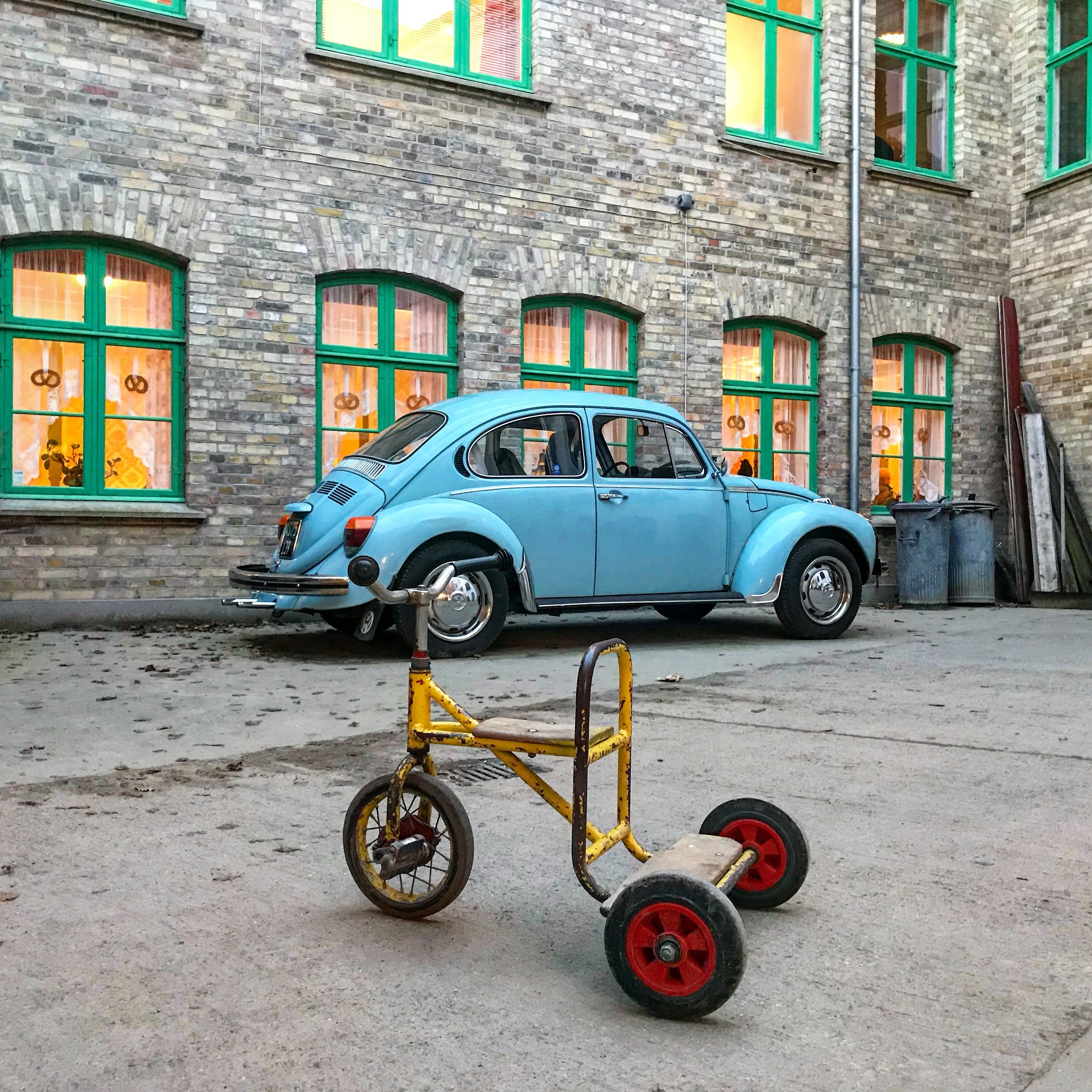 Bli med til Den Gamle By i Århus.                                                         Foto: Odd Roar Lange