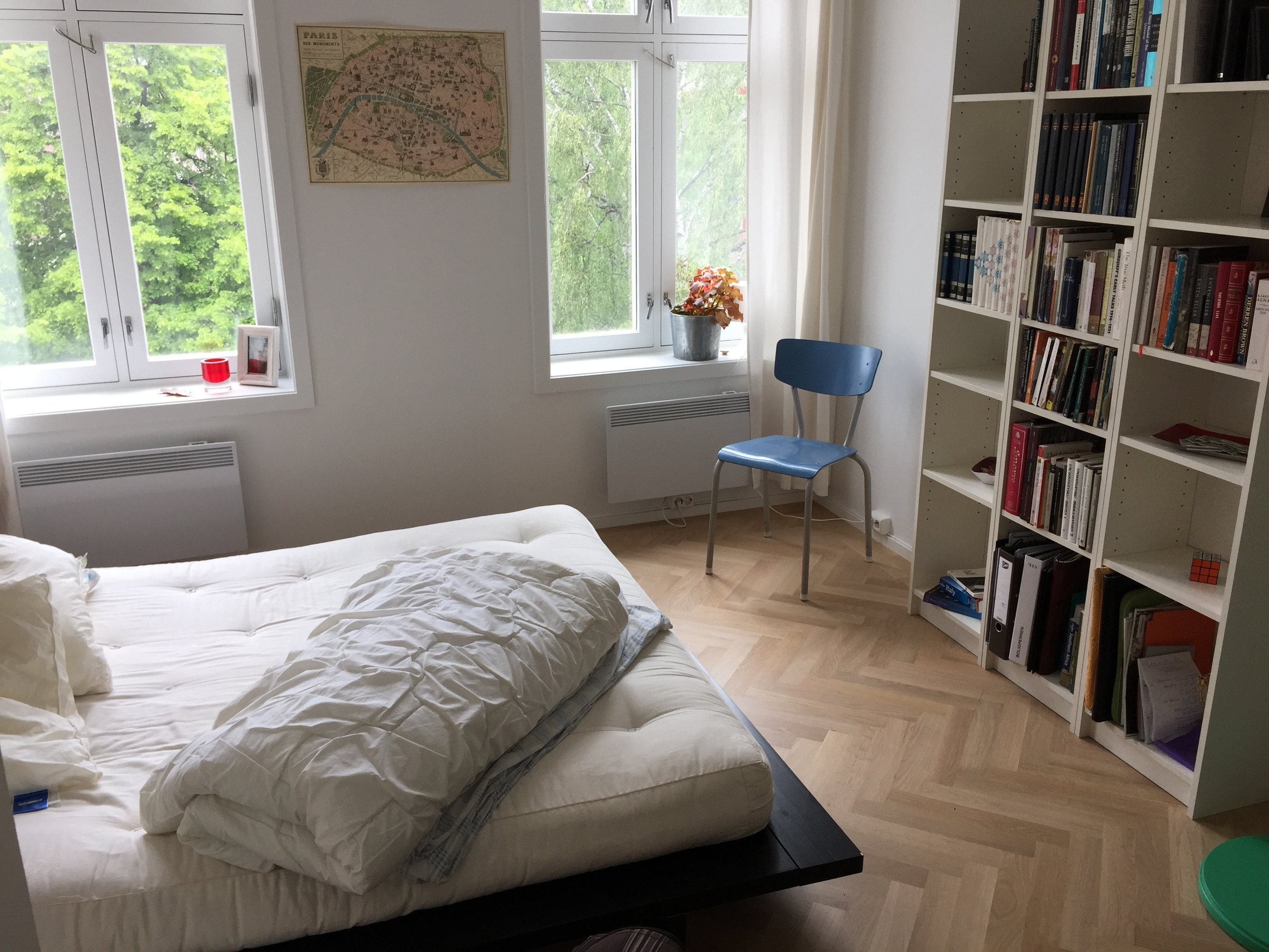 Airbnb-leiligheter er blitt den nye store overnattingstjenesten her i landet. Foto: Odd Roar Lange