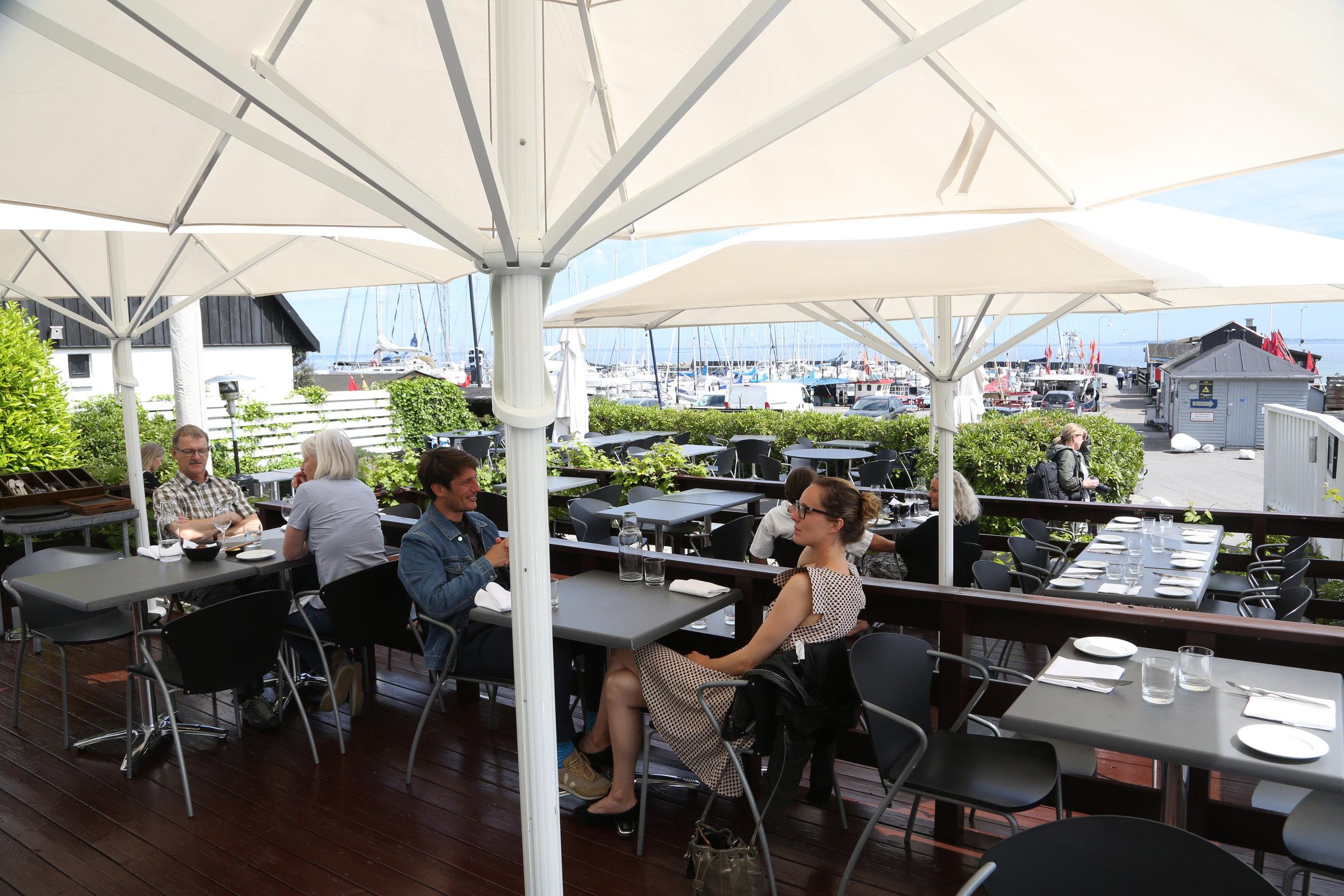 Røykfrie uterestauranter i hele Norden bør være en selvfølge. Foto: Odd Roar Lange