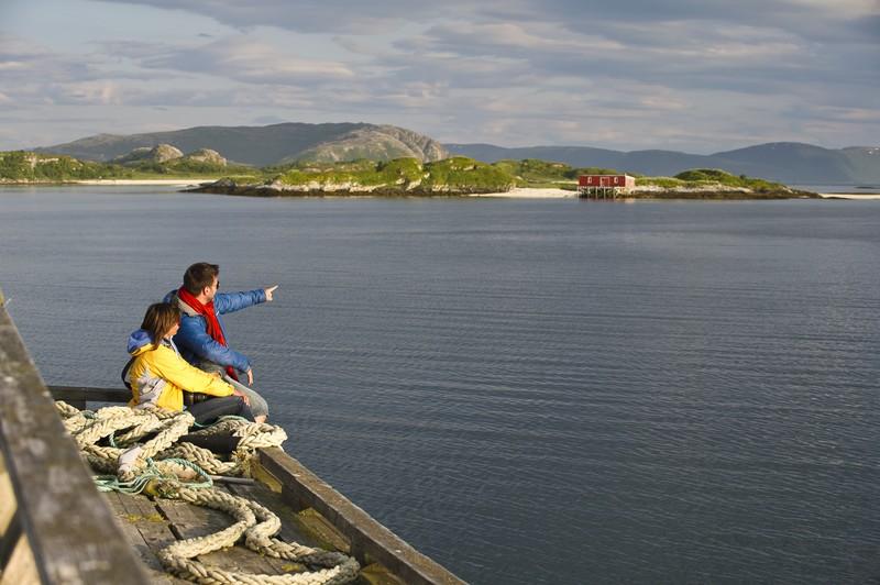 Fra Sommarøy. Foto: CH/VisitNorway